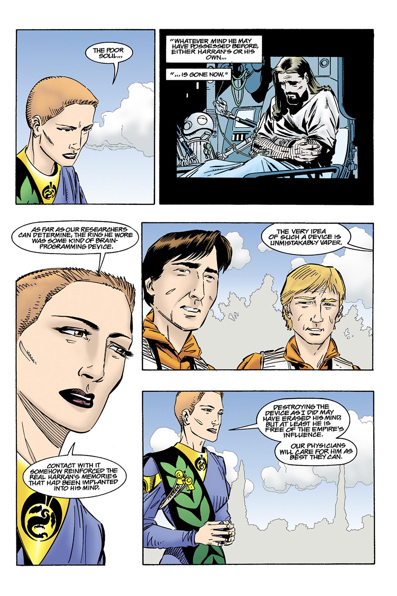 Read online Star Wars Omnibus comic -  Issue # Vol. 2 - 206