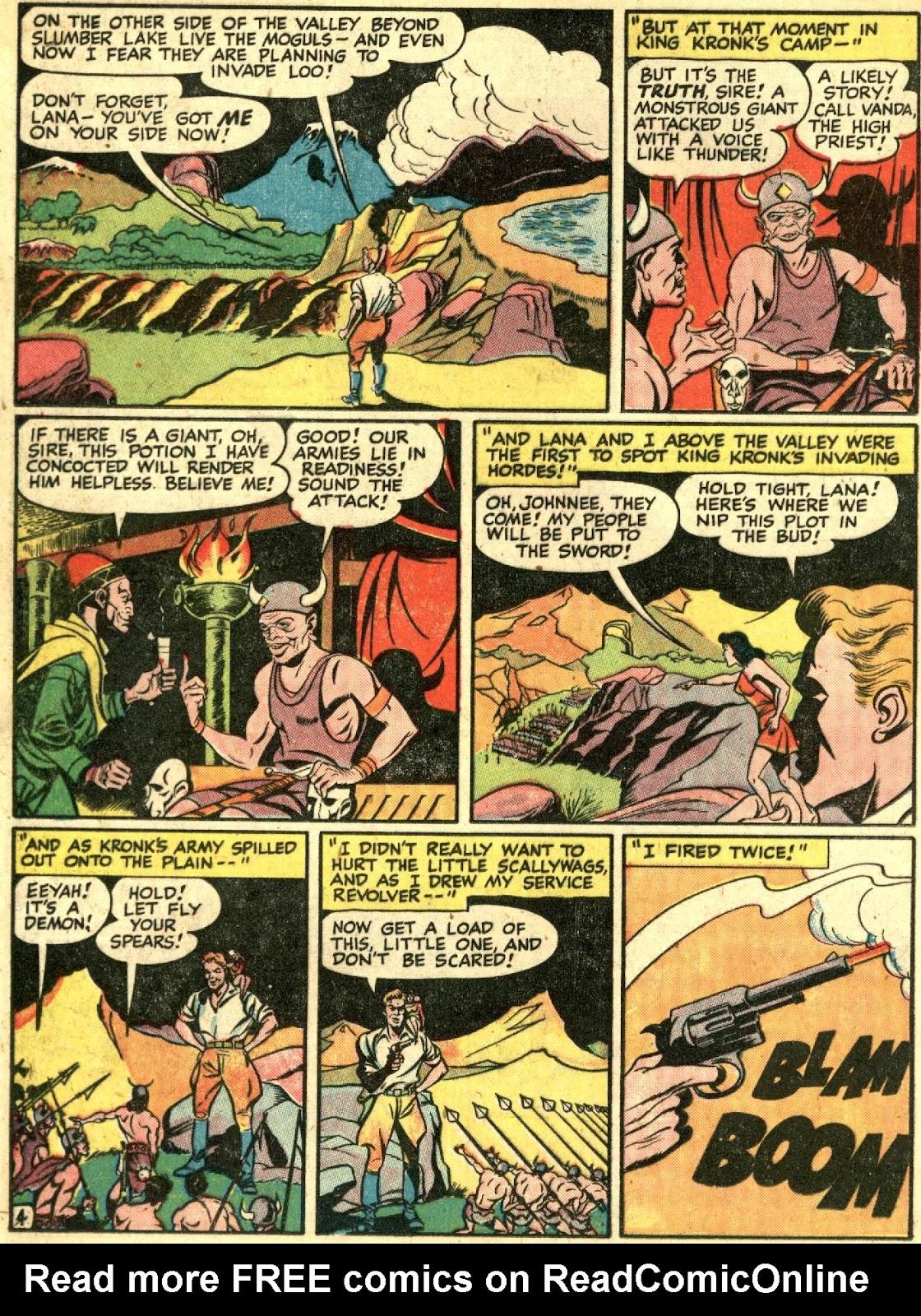 Comic Cavalcade issue 27 - Page 22