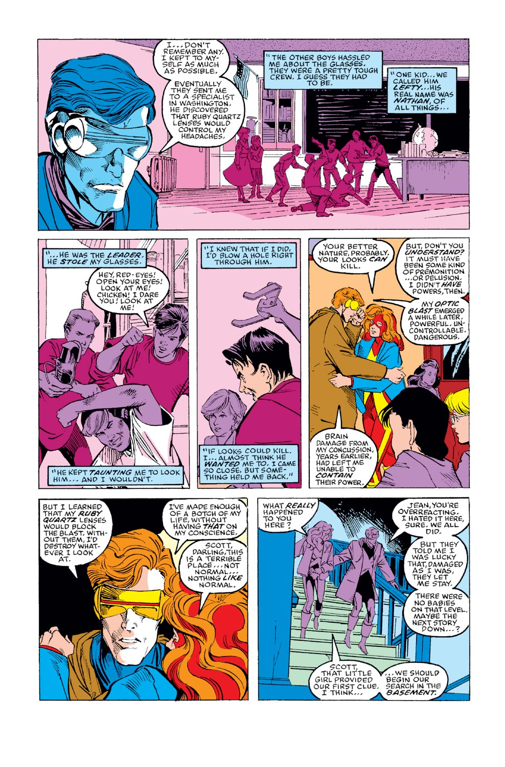 Read online X-Factor (1986) comic -  Issue #35 - 7