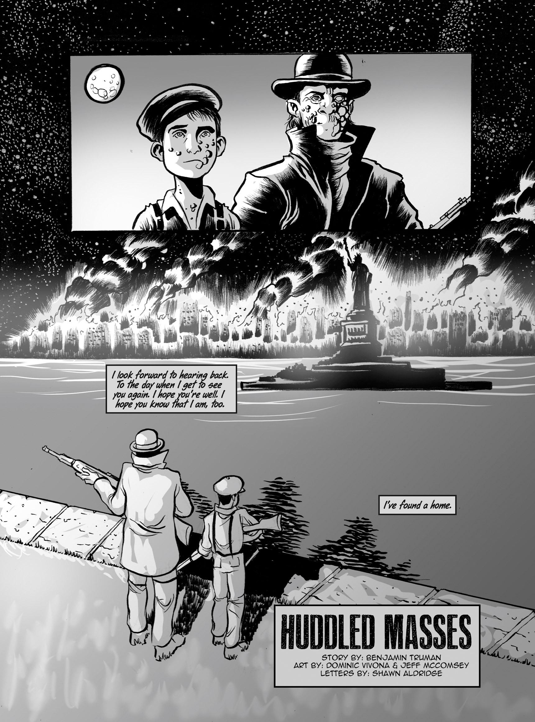 Read online FUBAR comic -  Issue #3 - 214