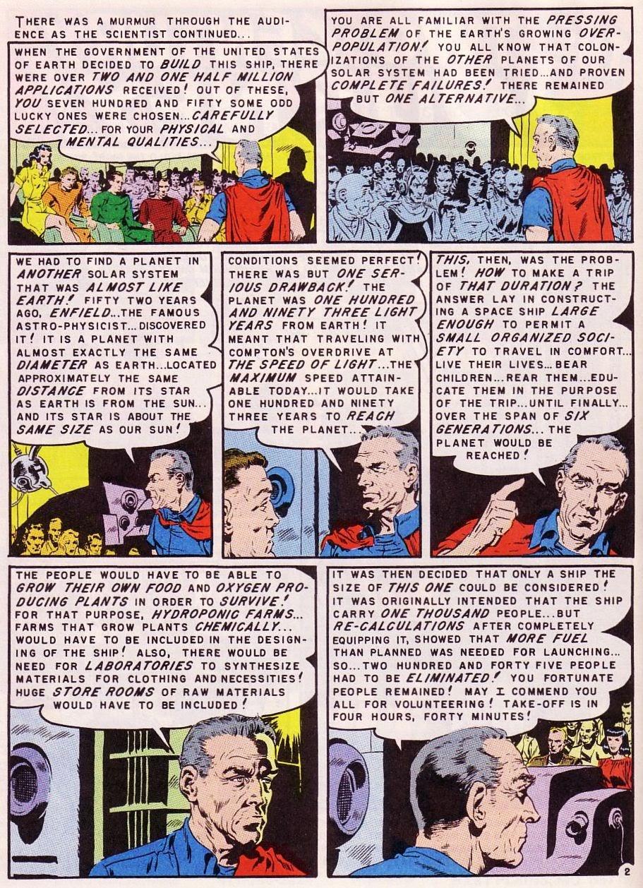 Weird Fantasy (1951) issue 11 - Page 4