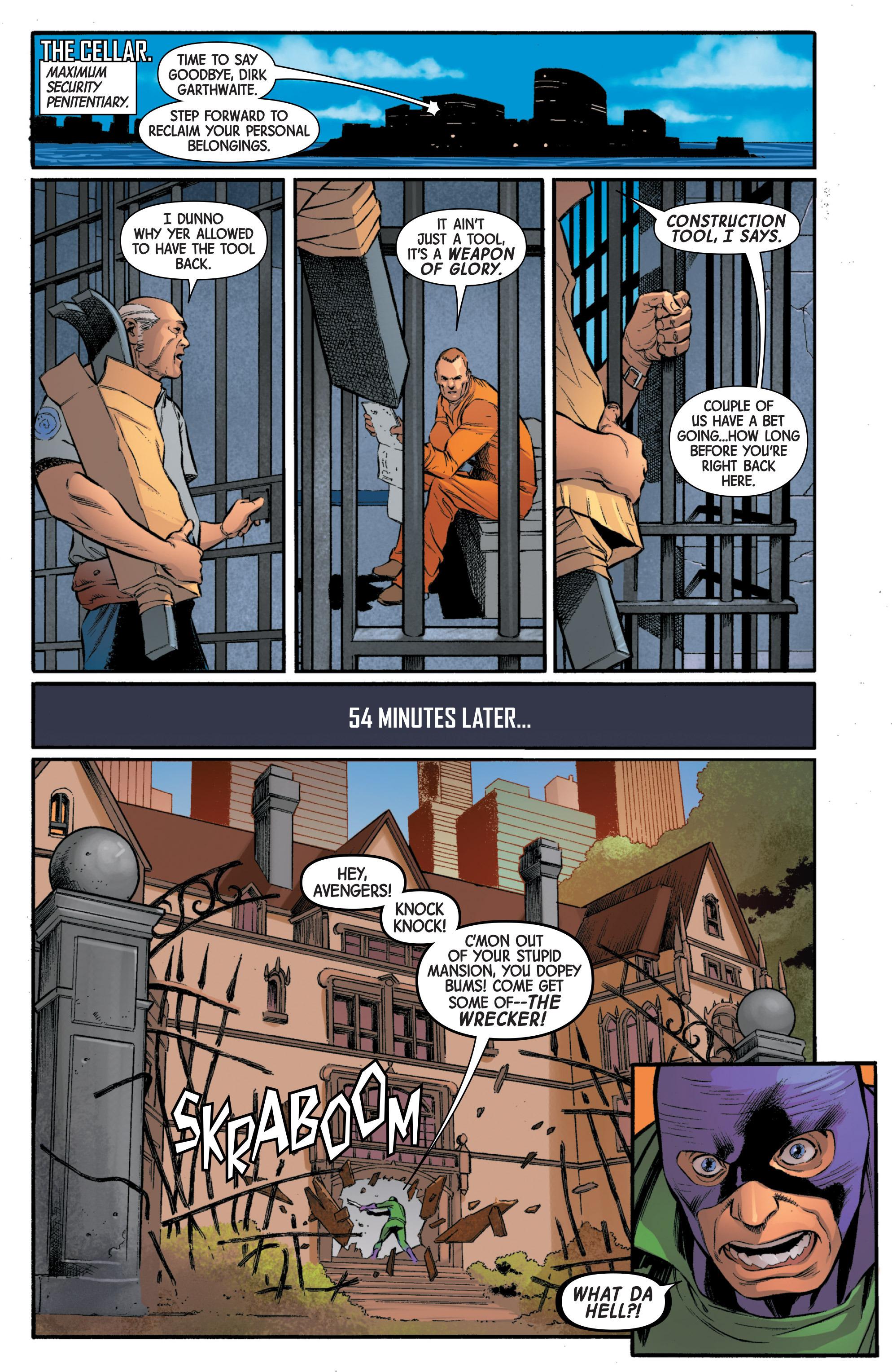 Read online Uncanny Avengers [II] comic -  Issue #6 - 3