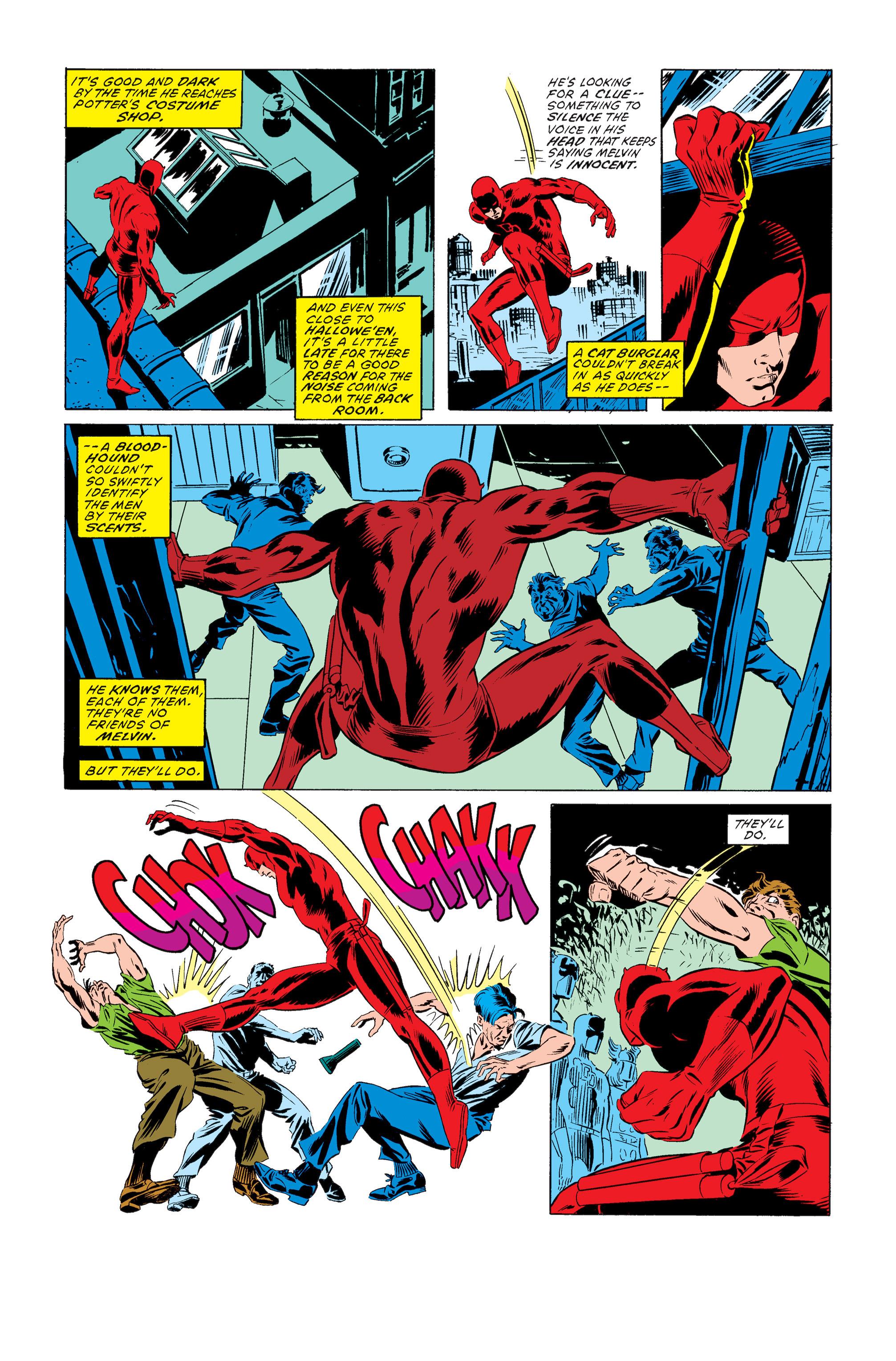 Read online Daredevil: Born Again comic -  Issue # Full - 11