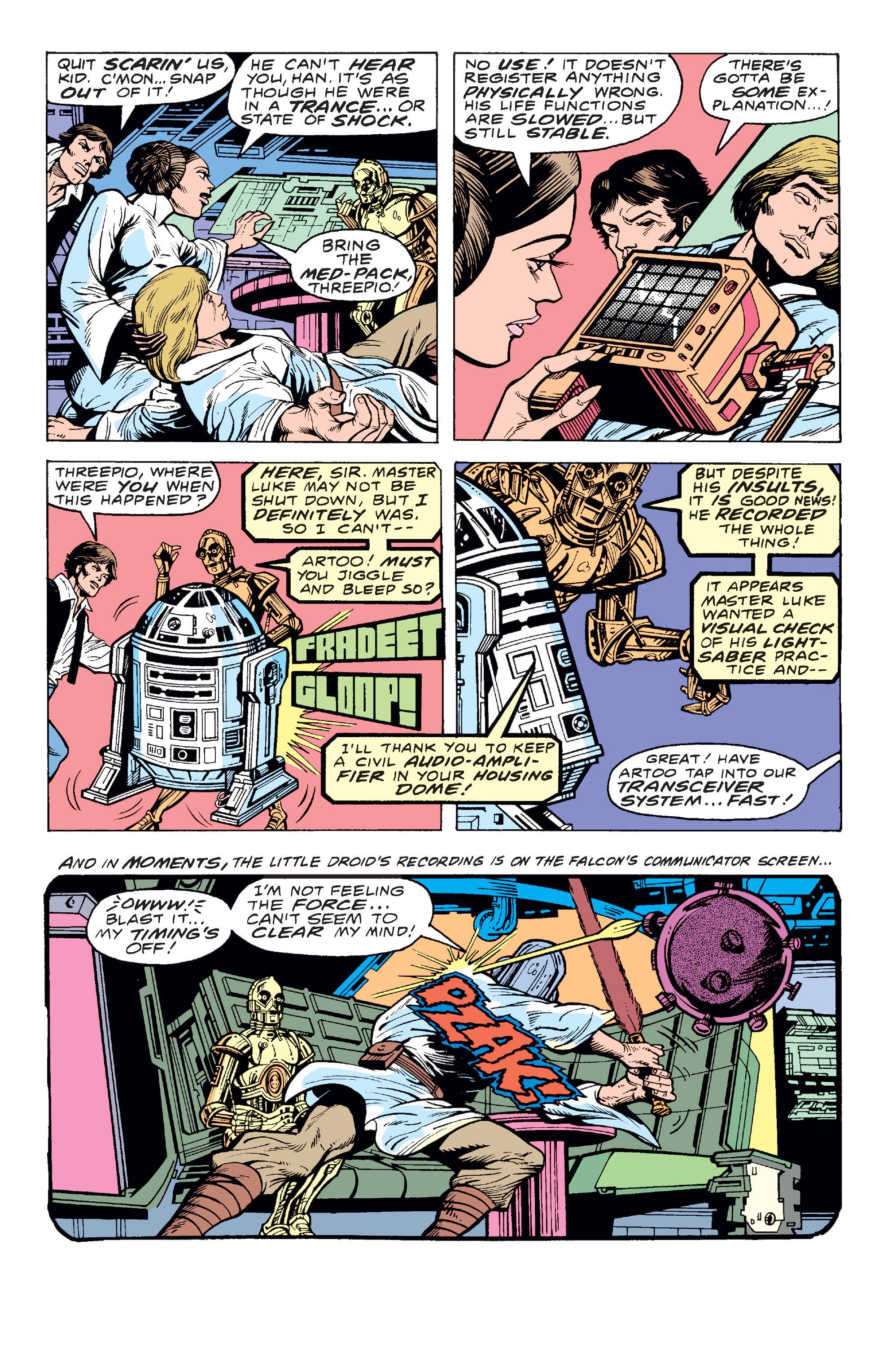 Read online Star Wars Omnibus comic -  Issue # Vol. 13 - 316