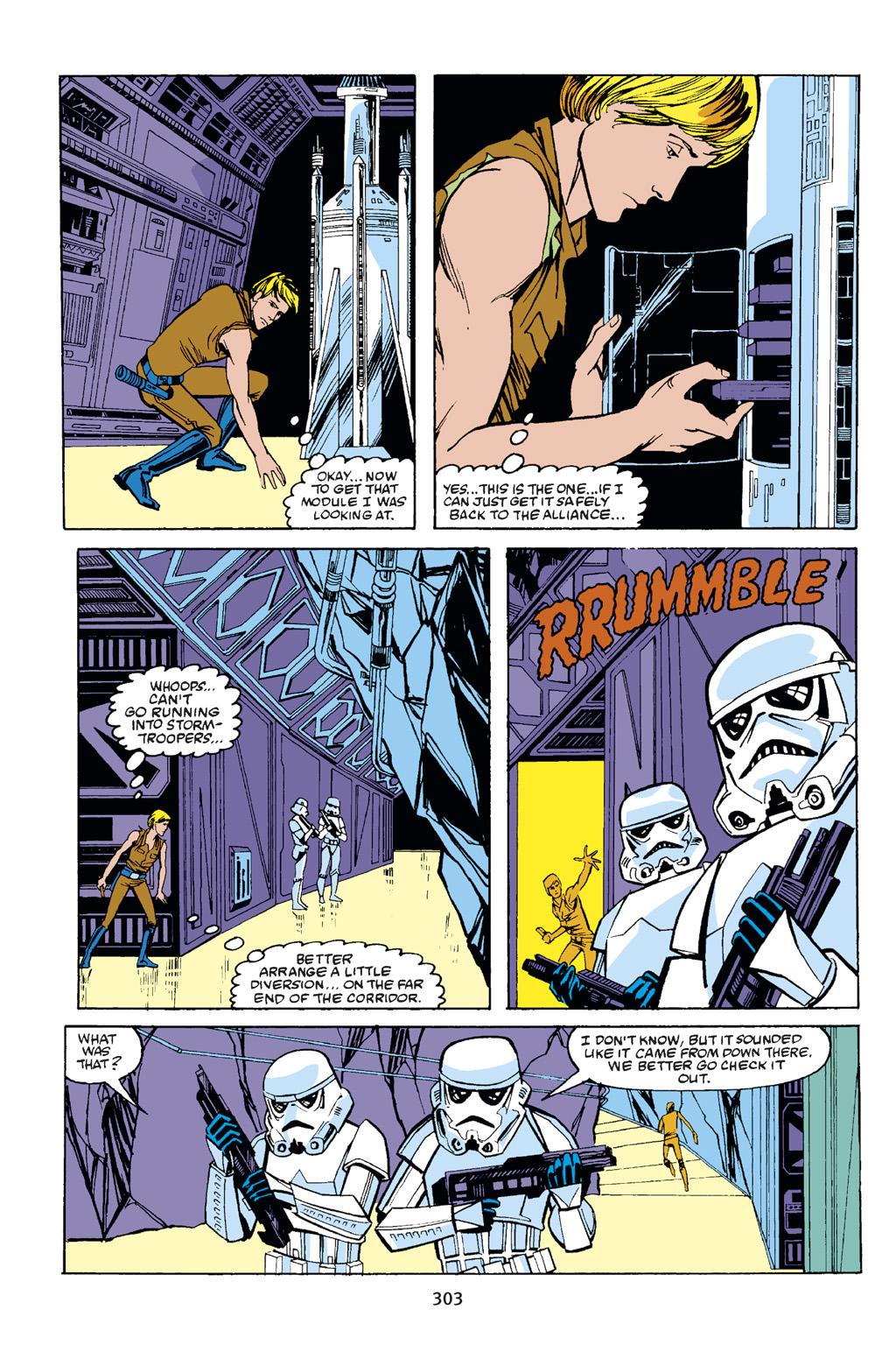 Read online Star Wars Omnibus comic -  Issue # Vol. 21.5 - 34
