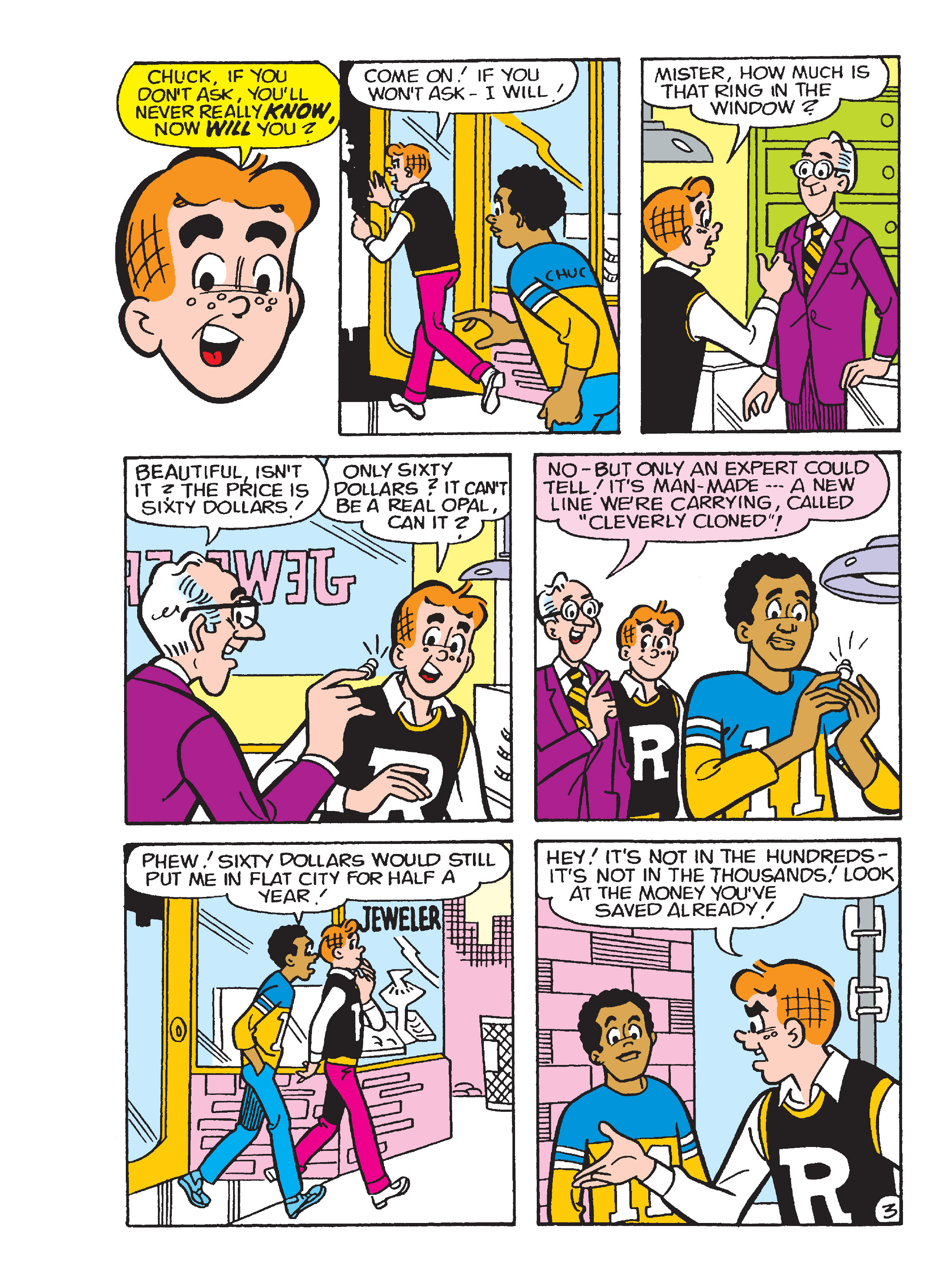 Read online Archie Giant Comics Collection comic -  Issue #Archie Giant Comics Collection TPB (Part 2) - 185