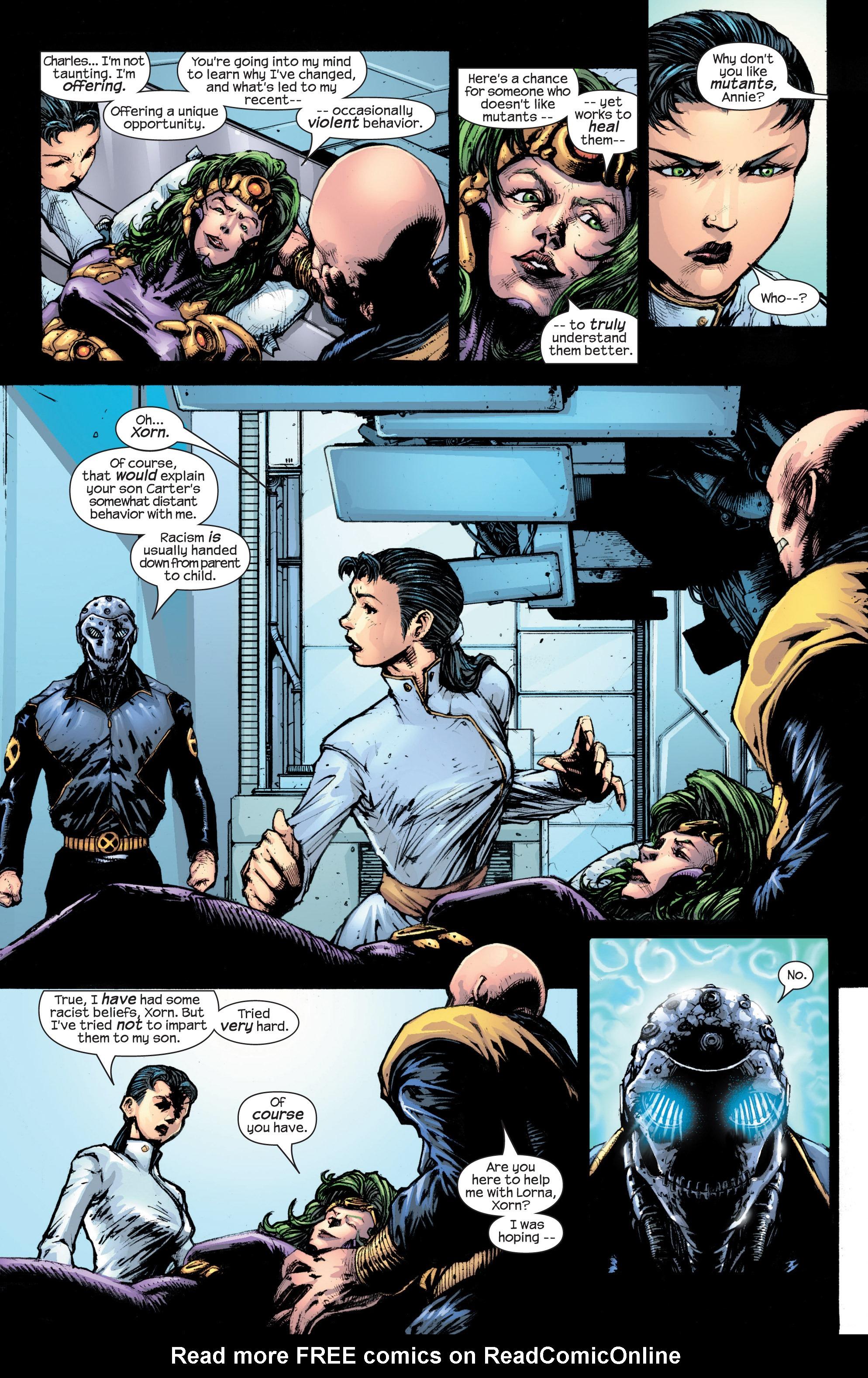 Read online Uncanny X-Men (1963) comic -  Issue #430 - 6