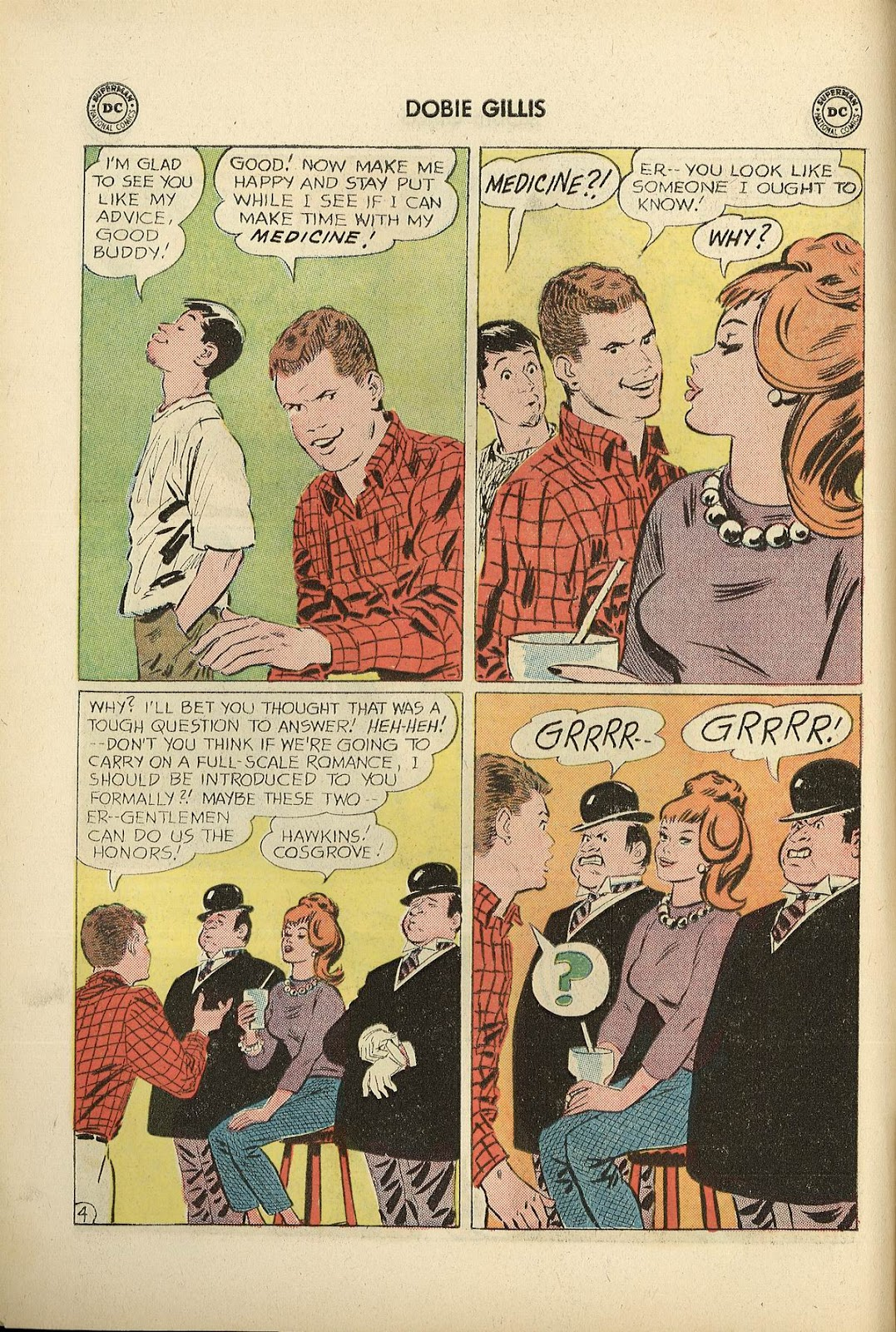 Many Loves of Dobie Gillis issue 22 - Page 6