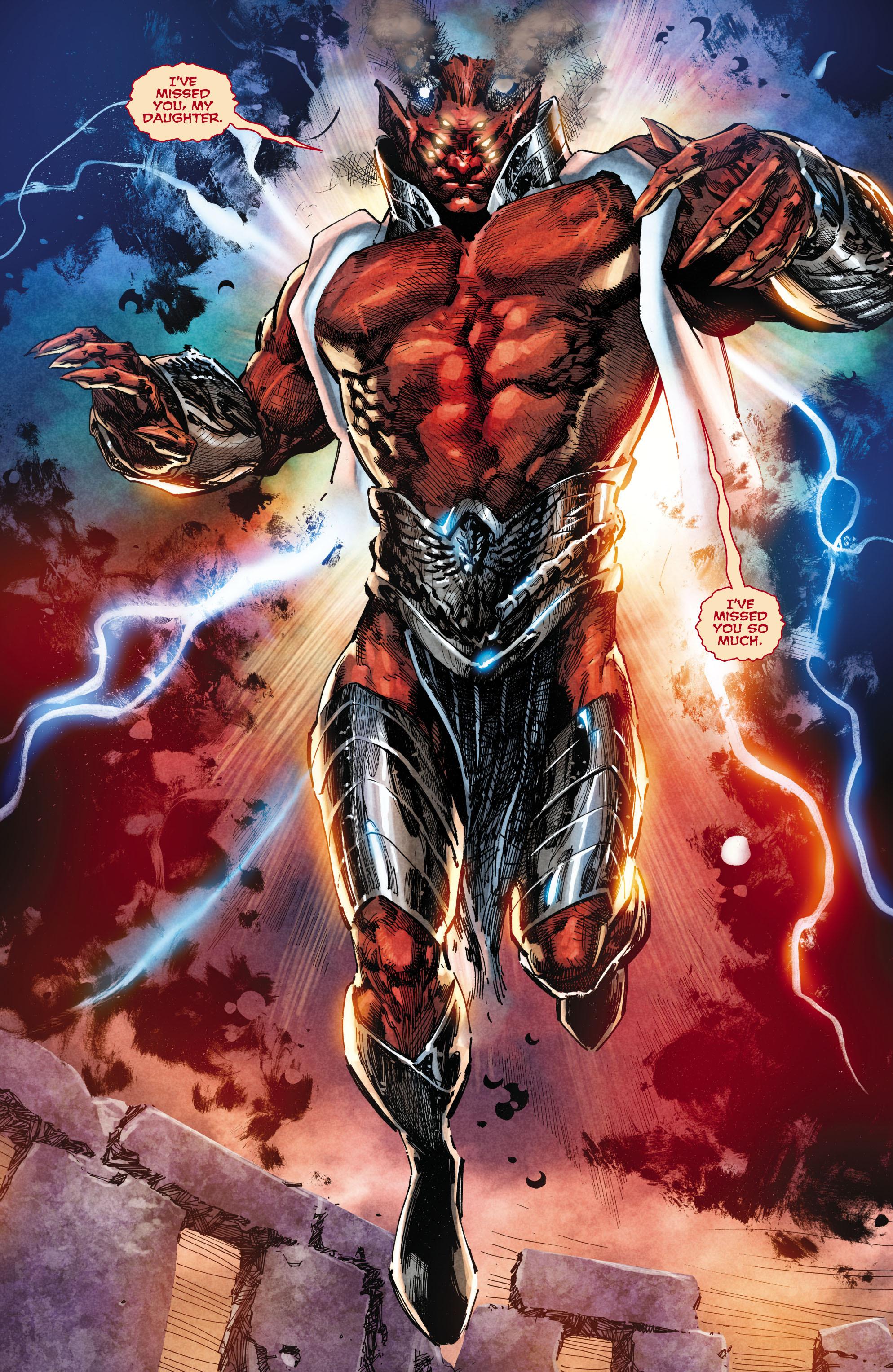 Read online Trinity of Sin: The Phantom Stranger comic -  Issue #1 - 15