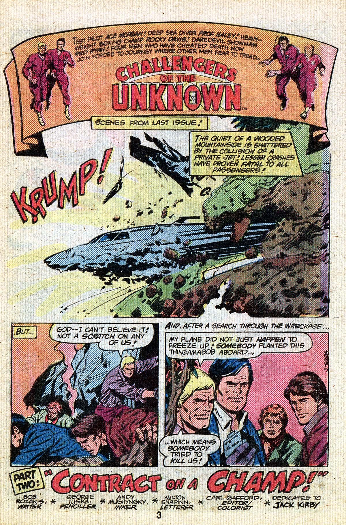 Read online Adventure Comics (1938) comic -  Issue #494 - 3