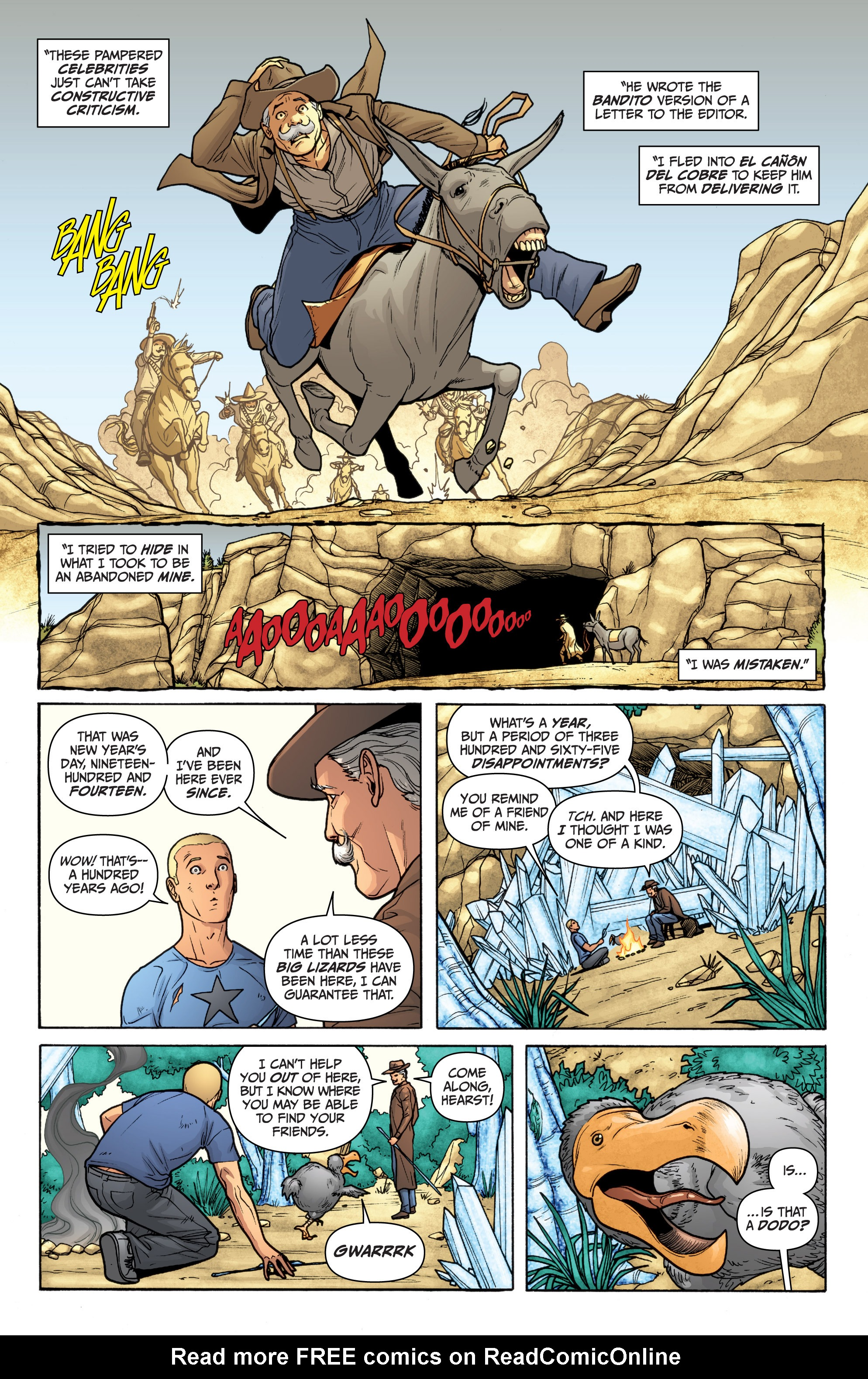 Read online Archer and Armstrong comic -  Issue #Archer and Armstrong _TPB 3 - 71
