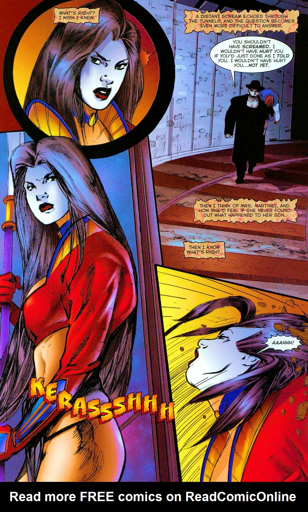 Read online Shi: The Series comic -  Issue #6 - 15