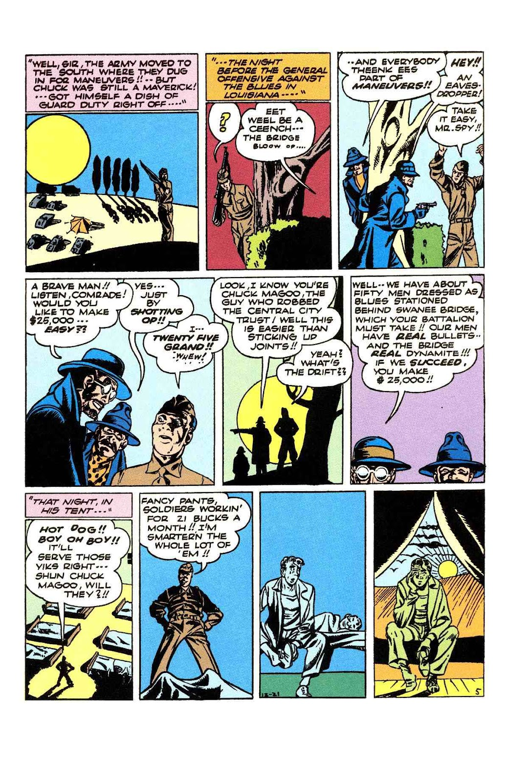 Read online Will Eisner's The Spirit Archives comic -  Issue # TPB 3 (Part 2) - 98