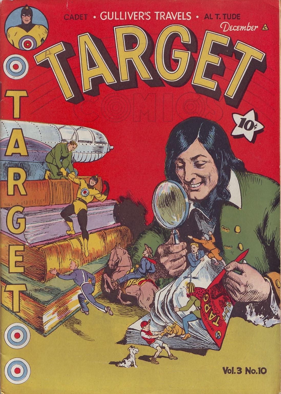 Target Comics 34 Page 1