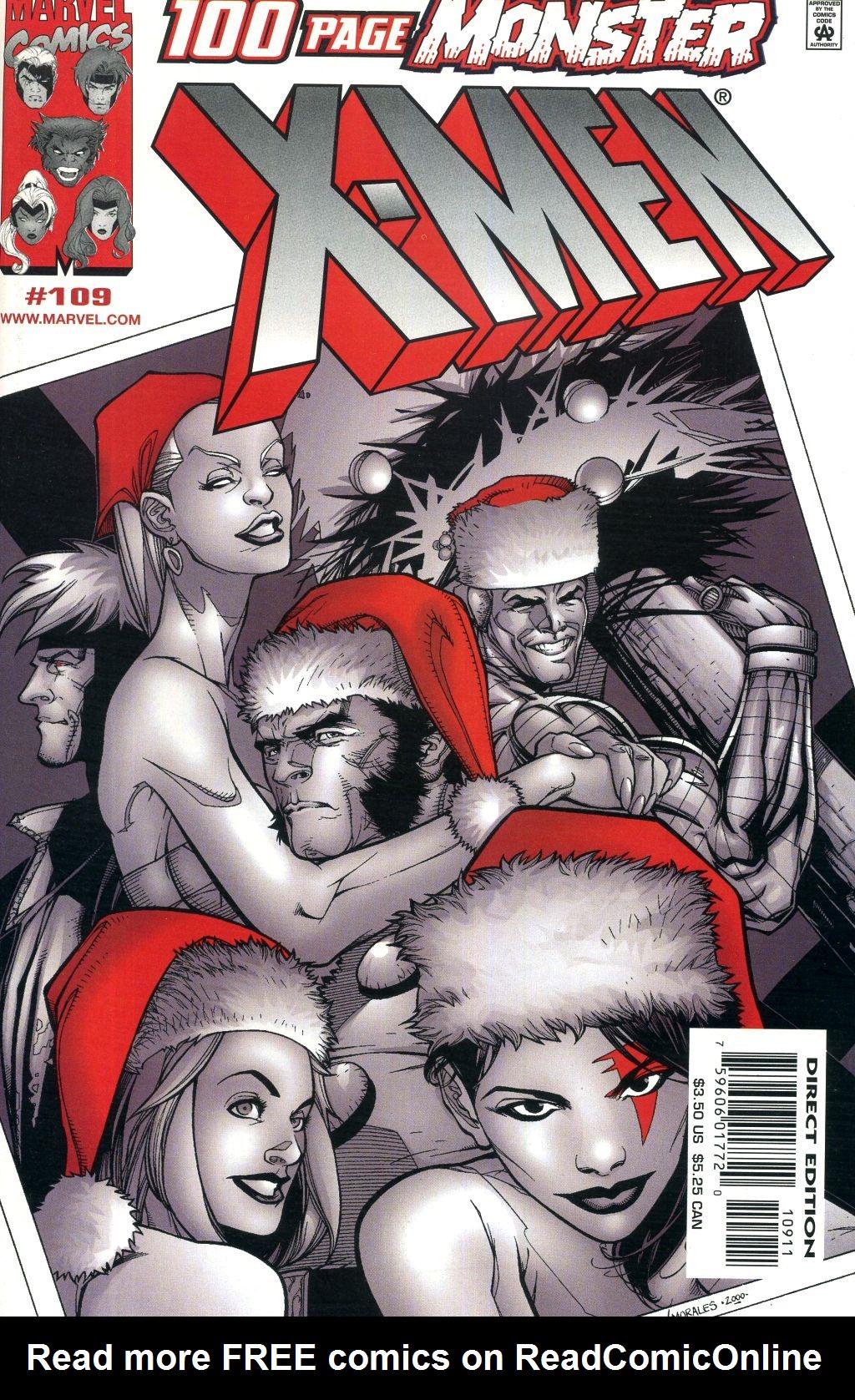 X-Men (1991) 109 Page 0