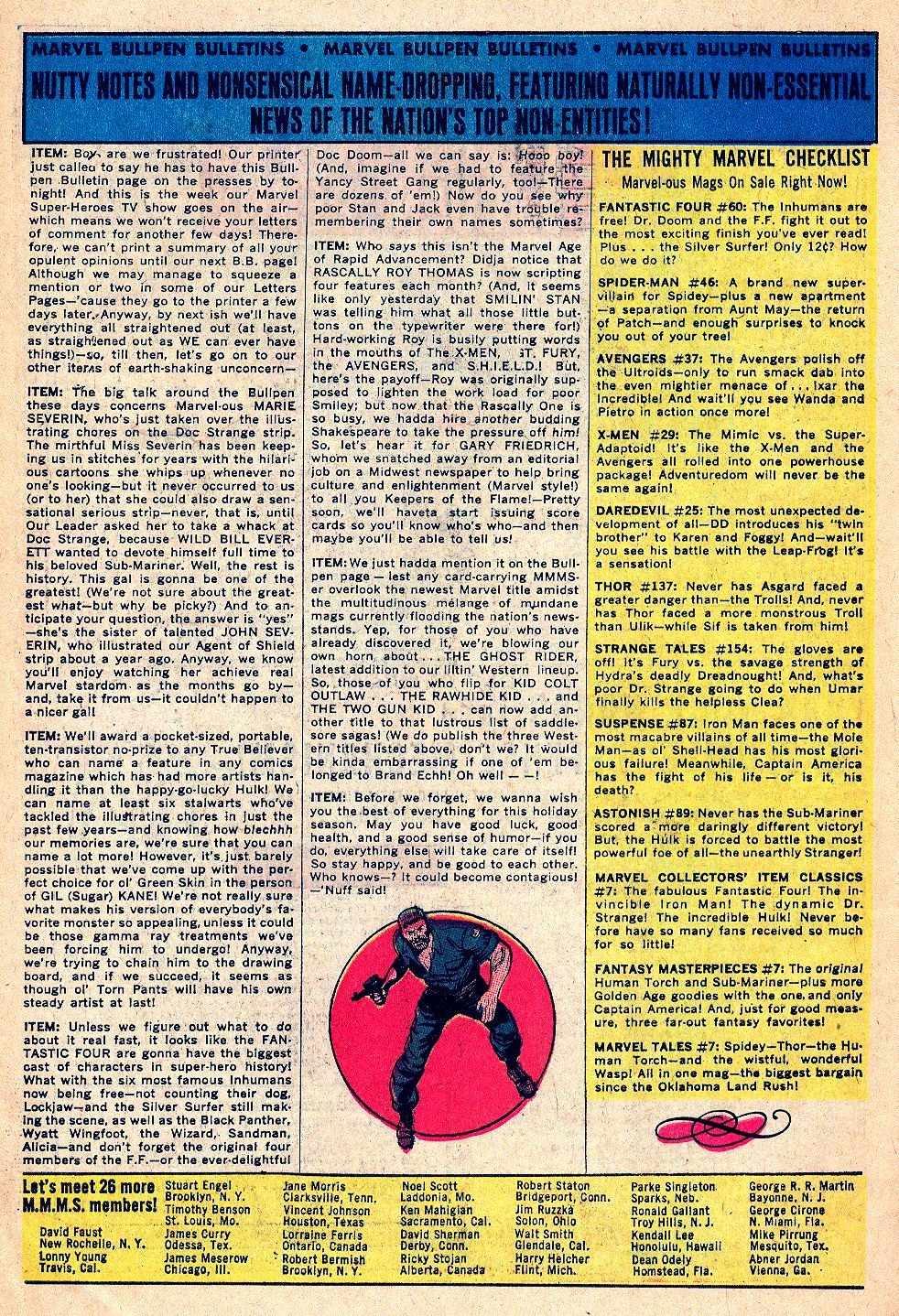 Read online Sgt. Fury comic -  Issue #39 - 30