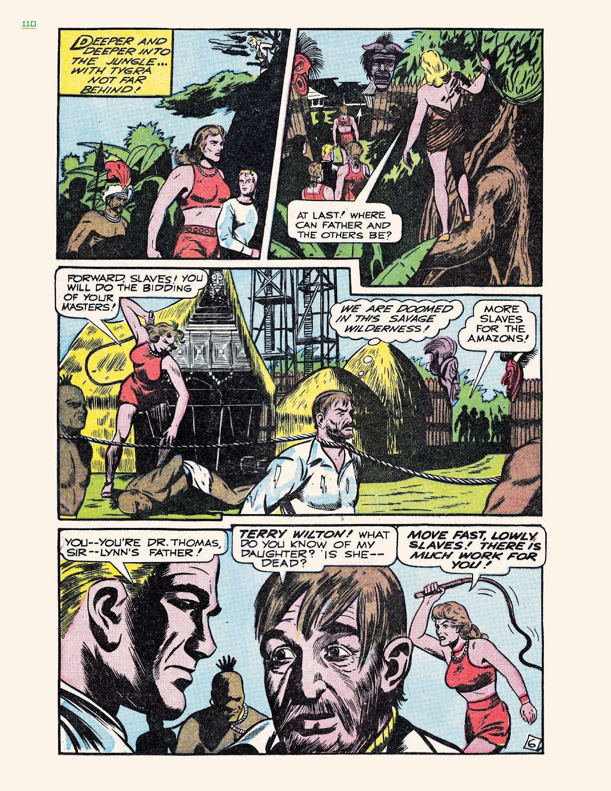 Read online Jungle Girls comic -  Issue # TPB (Part 2) - 10