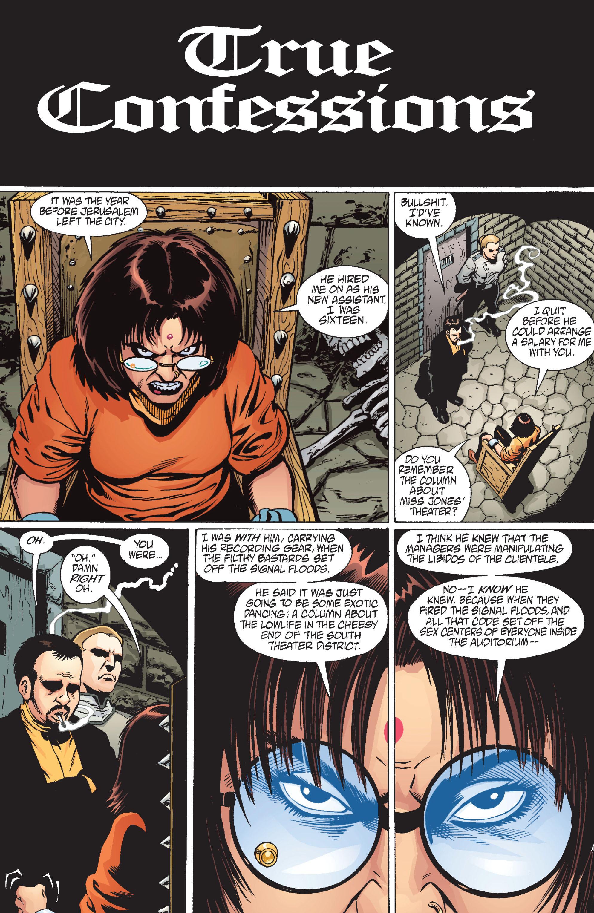 Read online Transmetropolitan comic -  Issue #12 - 3