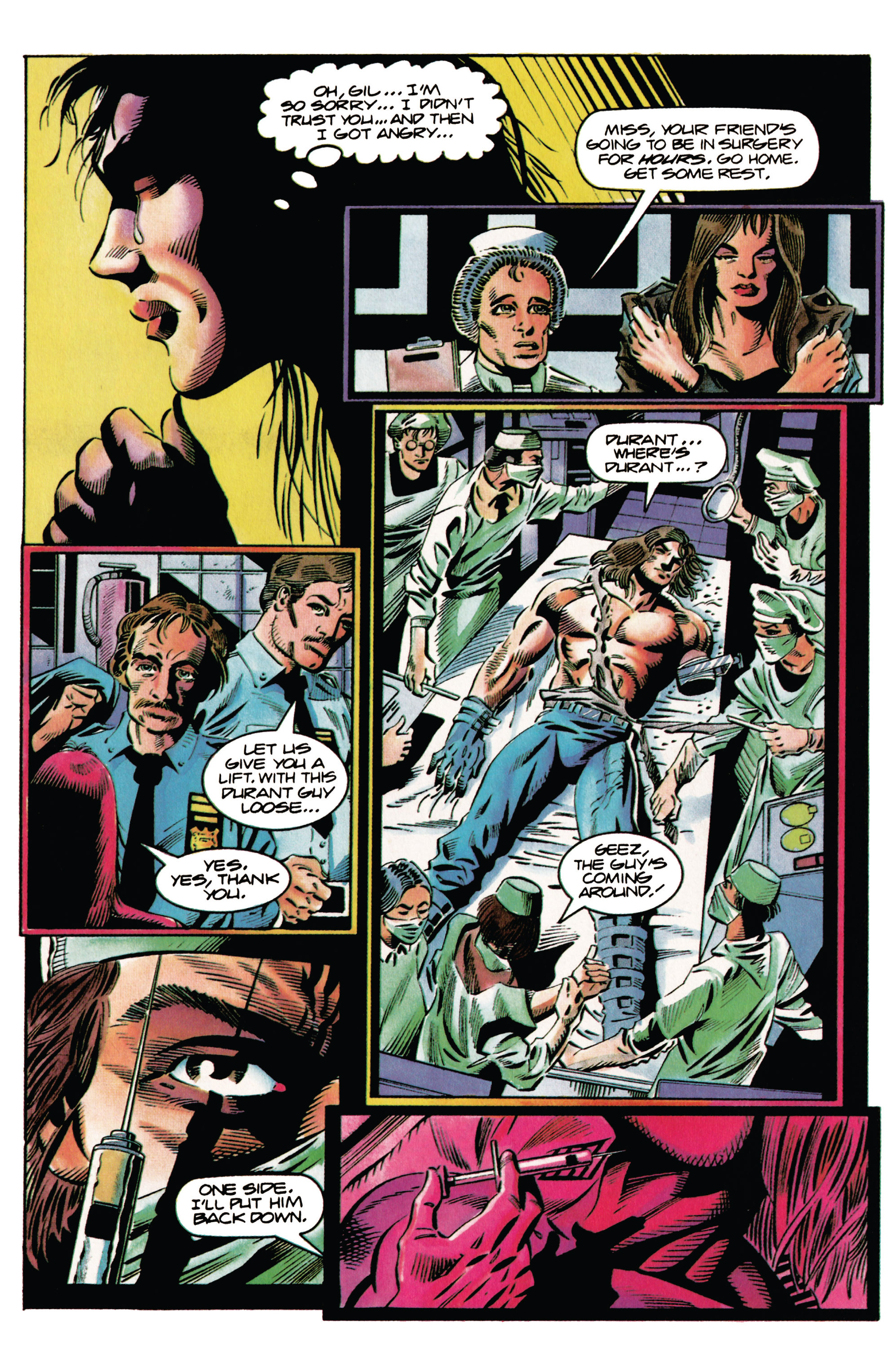 Read online Eternal Warrior (1992) comic -  Issue #35 - 12
