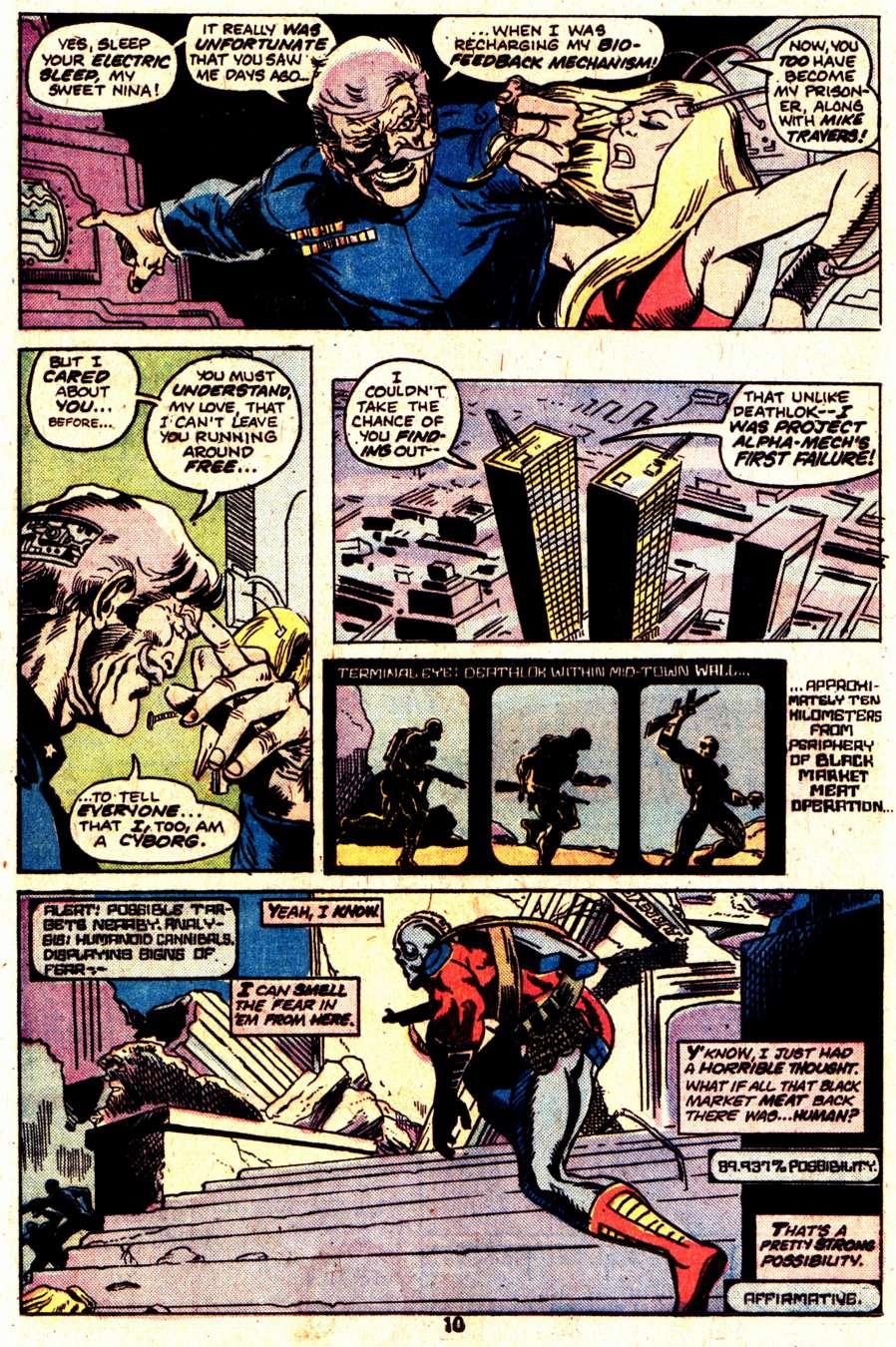 Read online Astonishing Tales (1970) comic -  Issue #28 - 7
