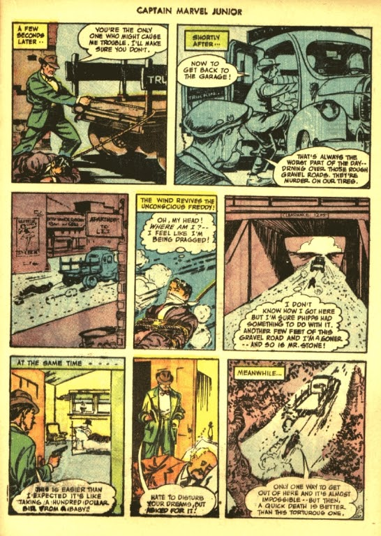 Captain Marvel, Jr. issue 39 - Page 22