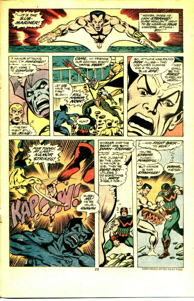 The Avengers (1963) 155 Page 13