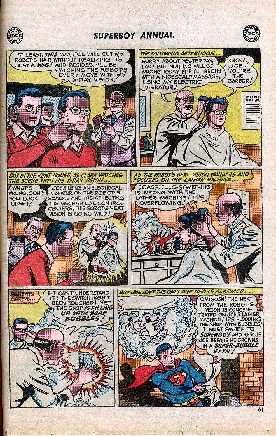 Superboy (1949) issue Annual 1 - Page 63