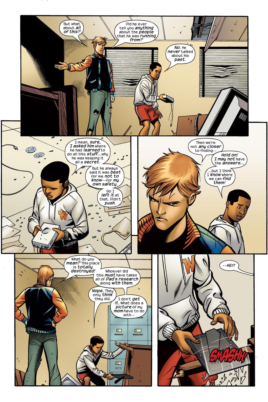 Read online Machine Teen comic -  Issue #4 - 9