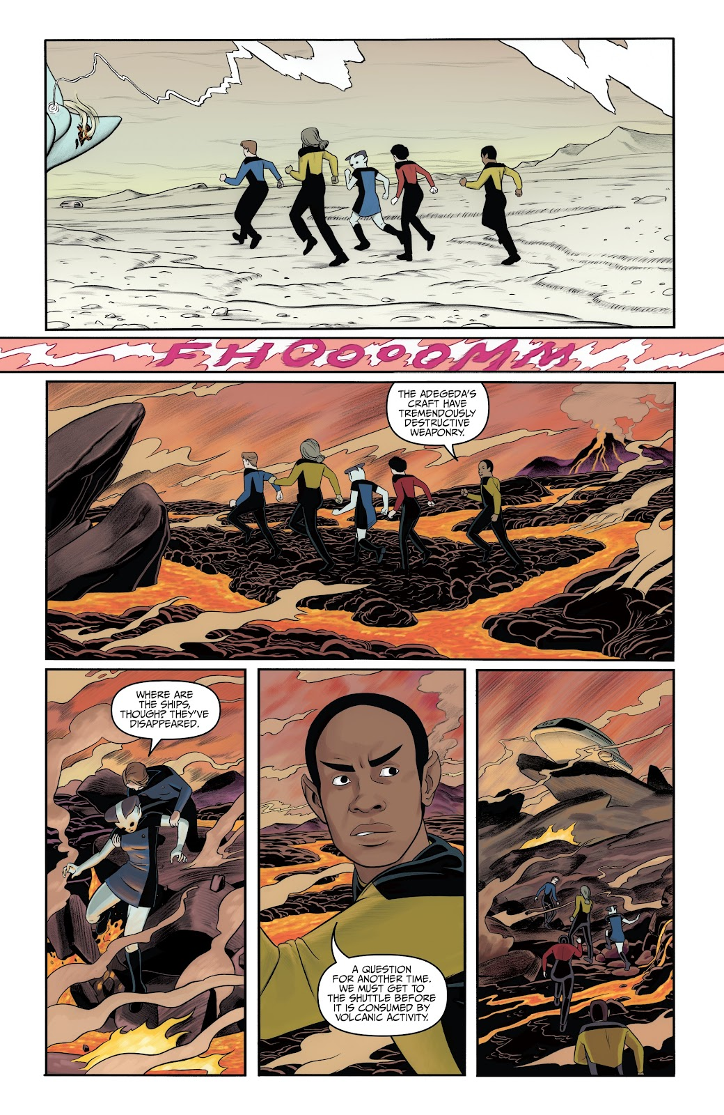 Read online Star Trek: Waypoint Special 2019 comic -  Issue # Full - 28
