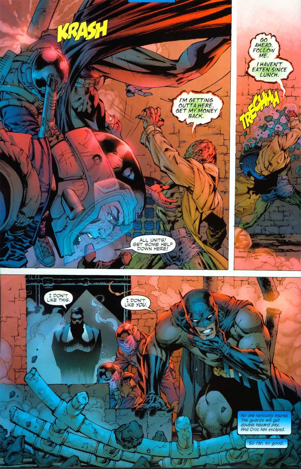 Read online Batman: Hush comic -  Issue #3 - 6