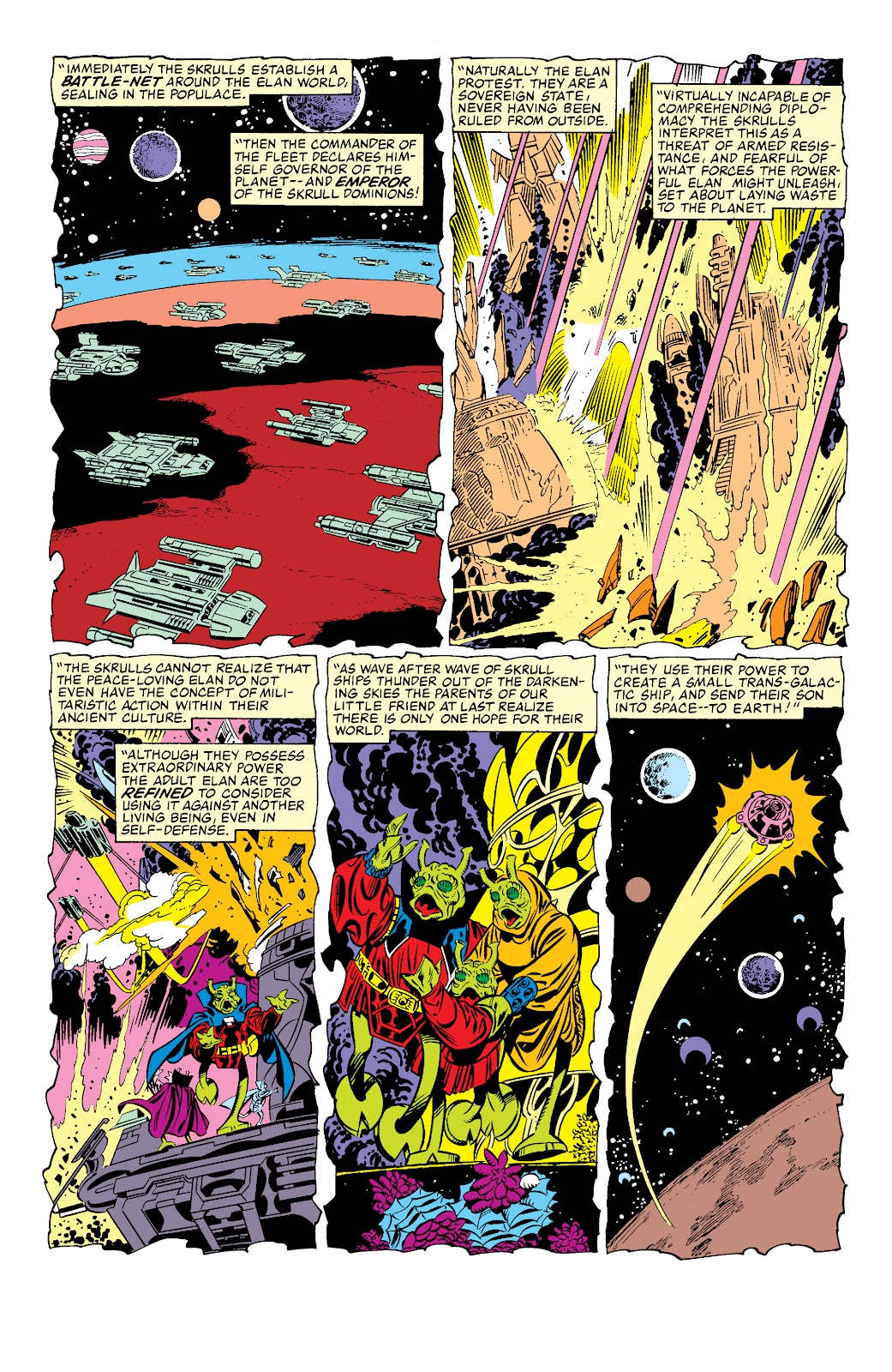 Read online Secret Invasion: Rise of the Skrulls comic -  Issue # TPB (Part 1) - 100