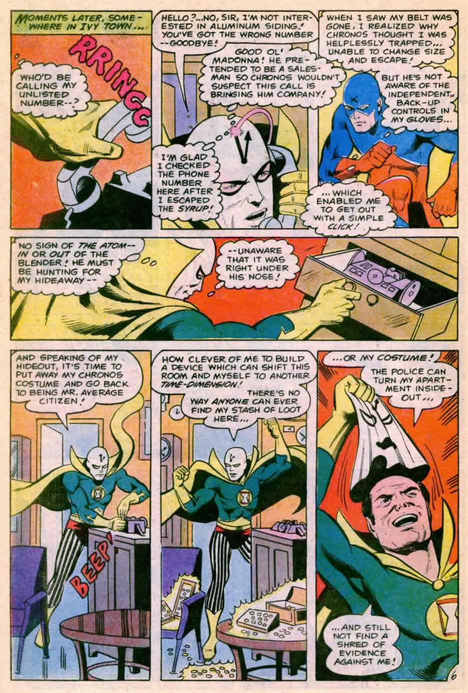 Read online Action Comics (1938) comic -  Issue #516 - 25