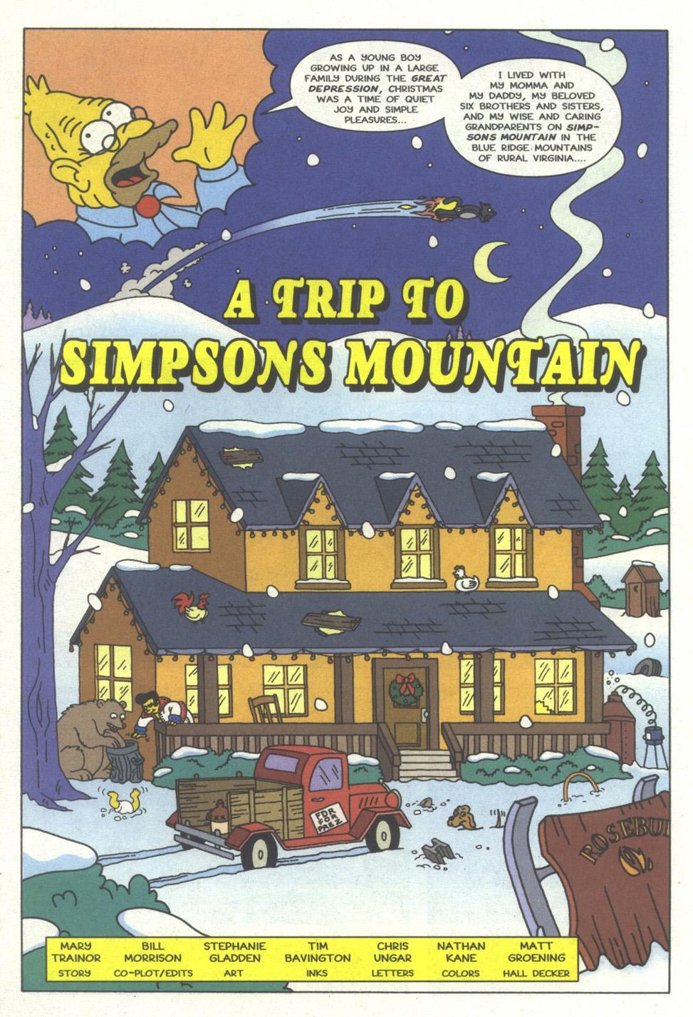 Read online Simpsons Comics comic -  Issue #15 - 5