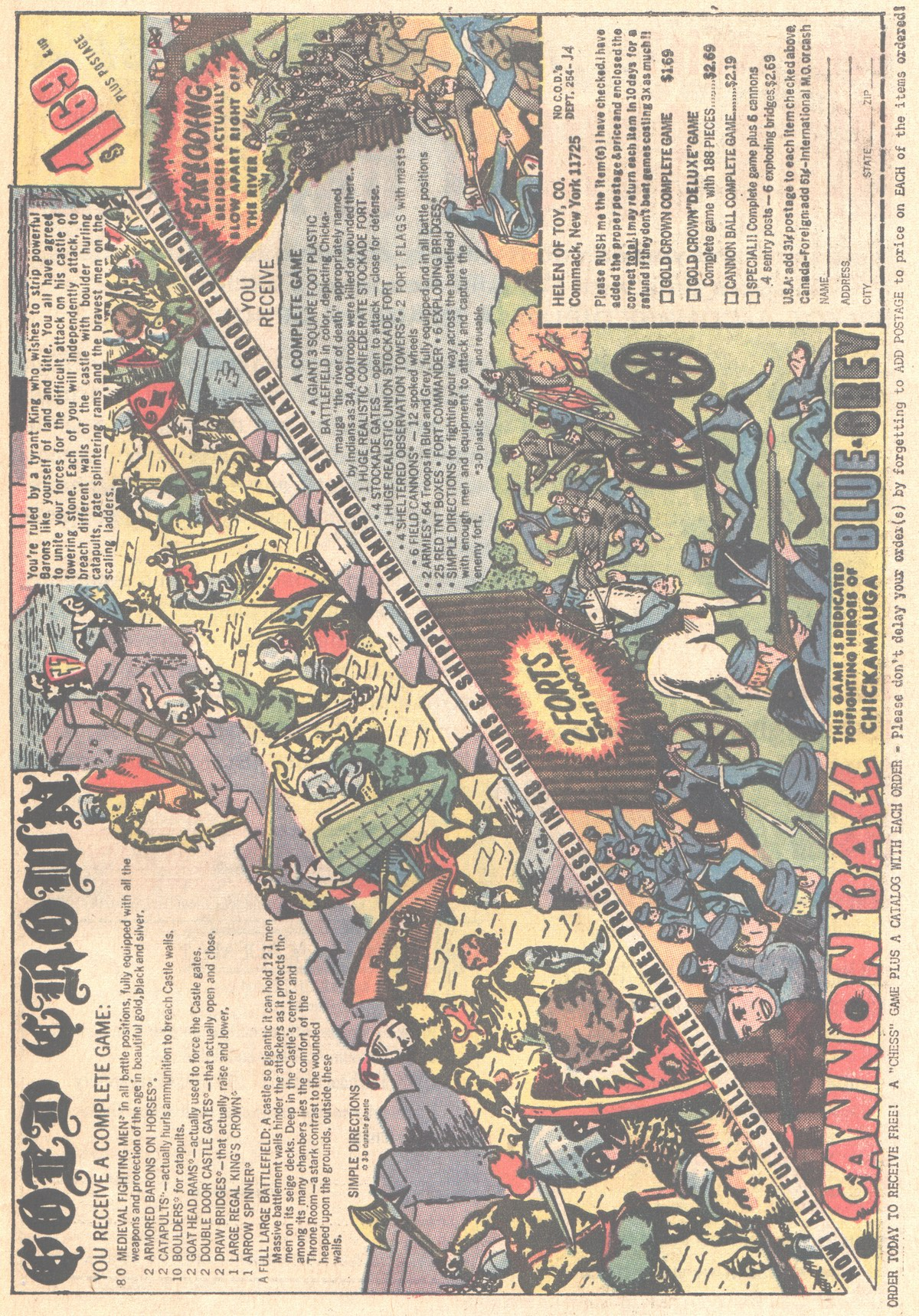 Read online Adventure Comics (1938) comic -  Issue #422 - 33