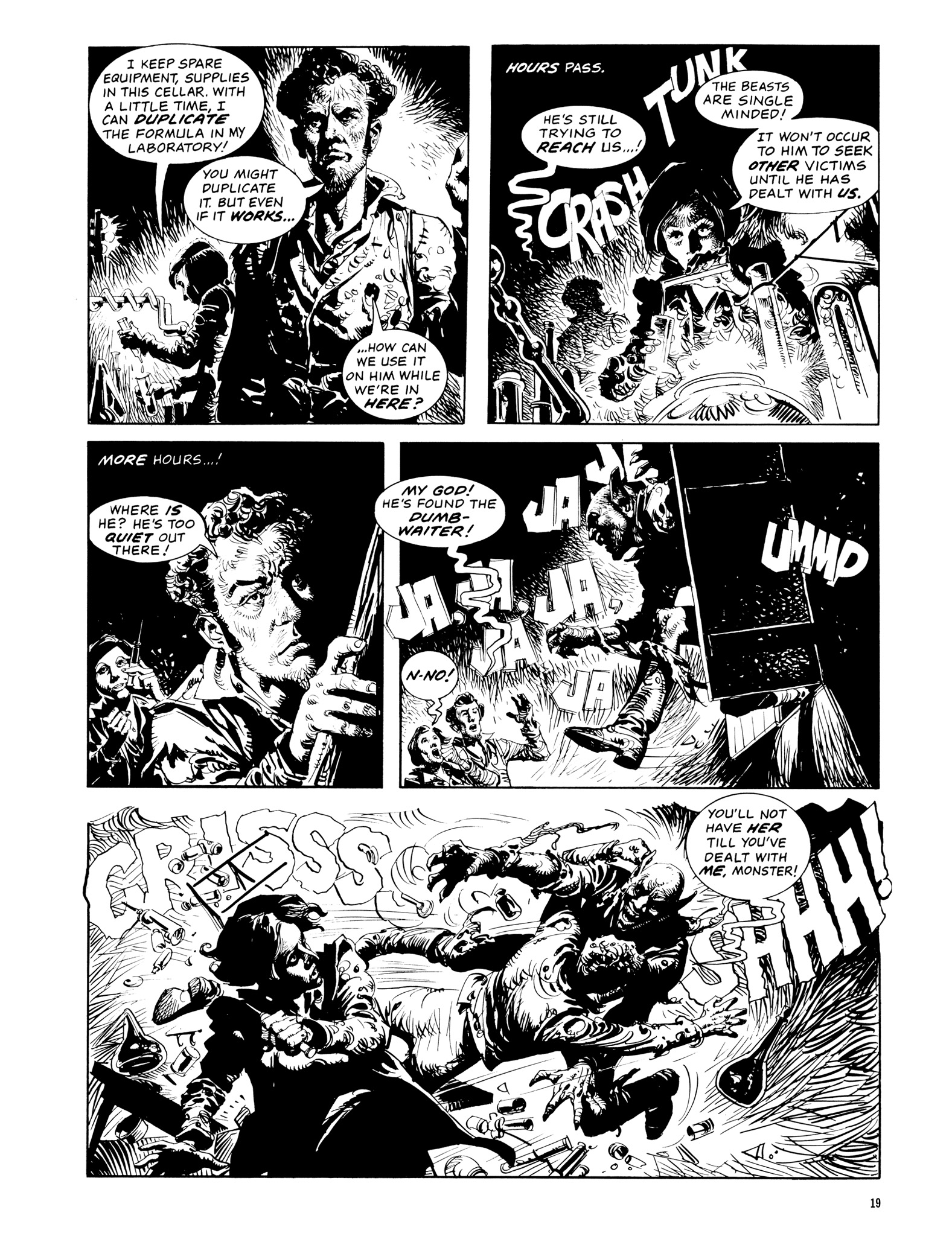 Read online Eerie Archives comic -  Issue # TPB 14 - 20