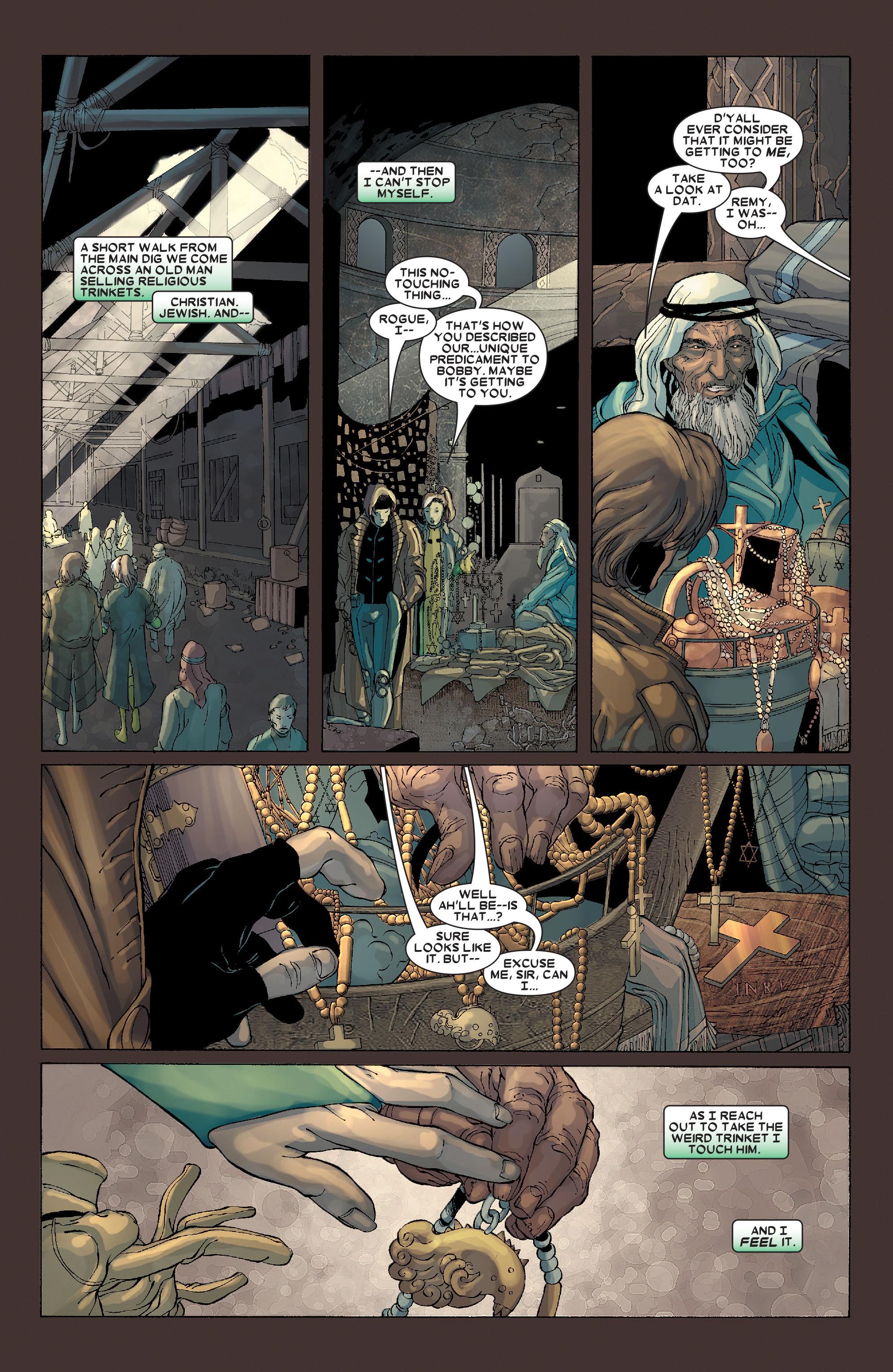 X-Men (1991) 167 Page 16