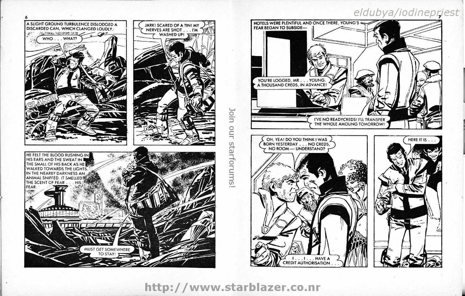 Starblazer issue 165 - Page 5
