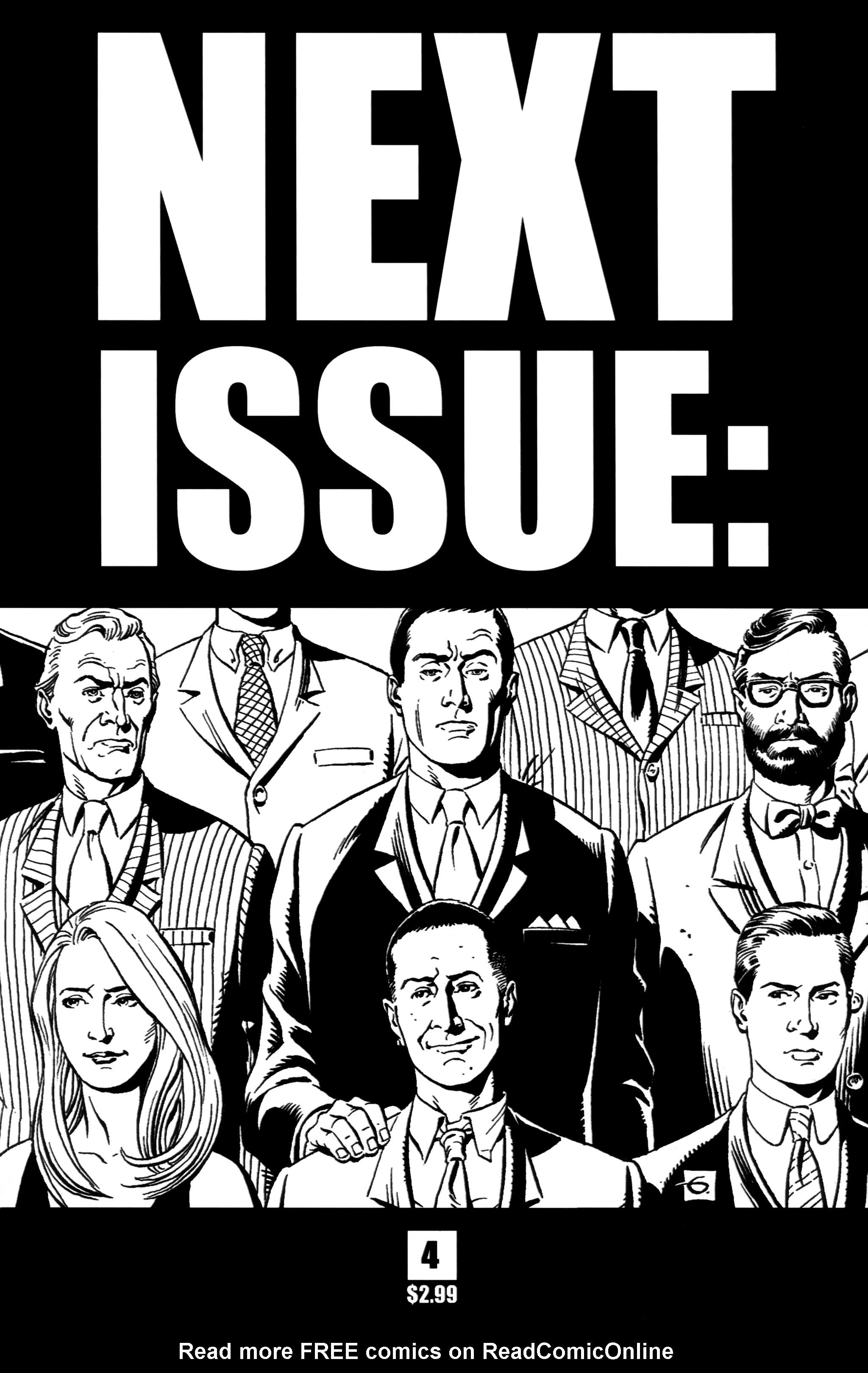 Read online Secret Service comic -  Issue #3 - 33
