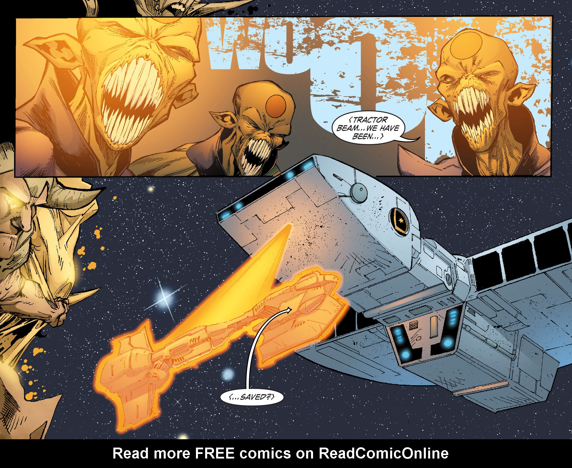 Read online Smallville: Continuity comic -  Issue #1 - 4