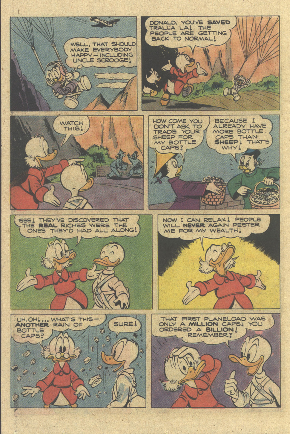 Read online Uncle Scrooge (1953) comic -  Issue #183 - 26