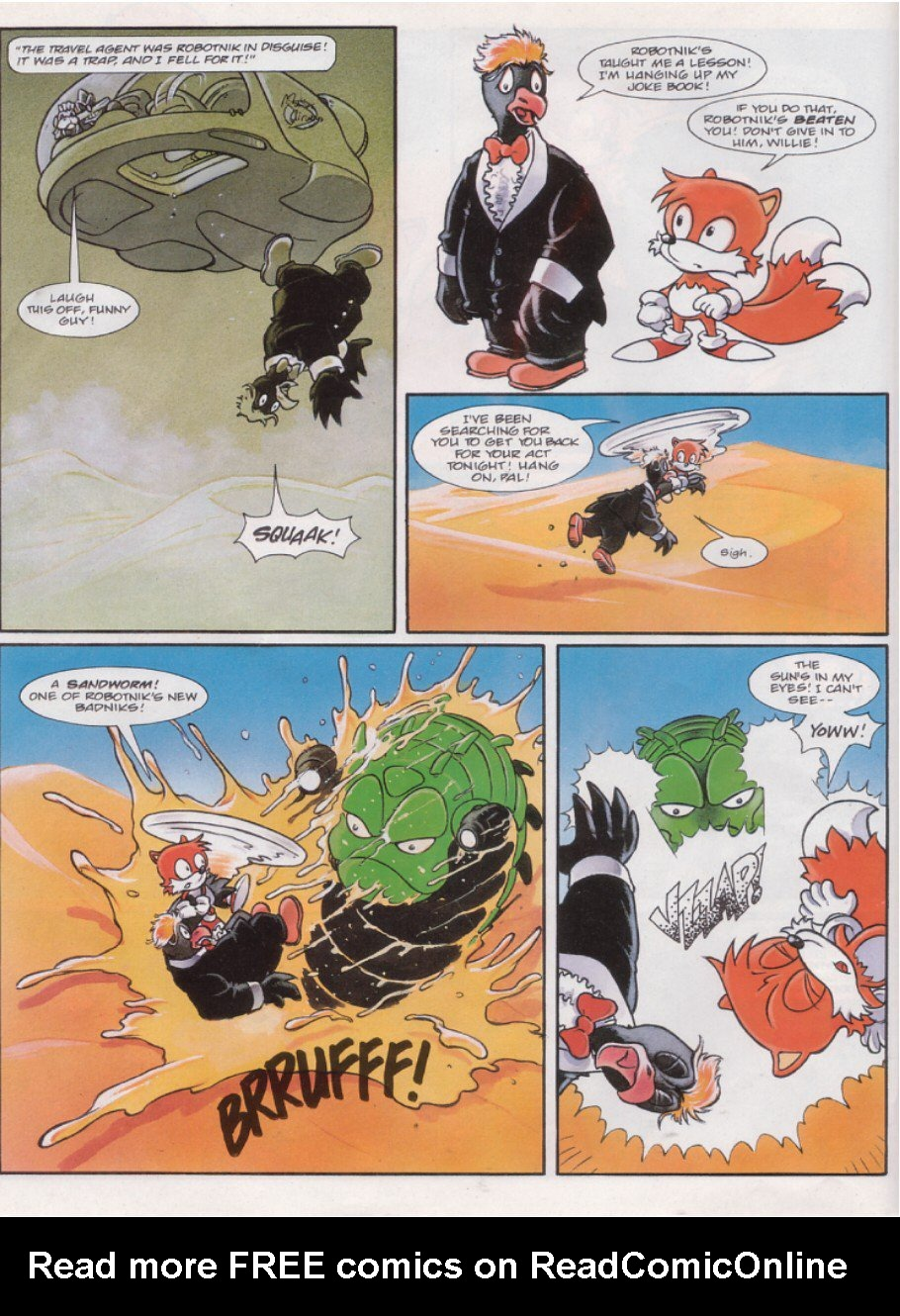 Read online Sonic the Comic comic -  Issue #126 - 12