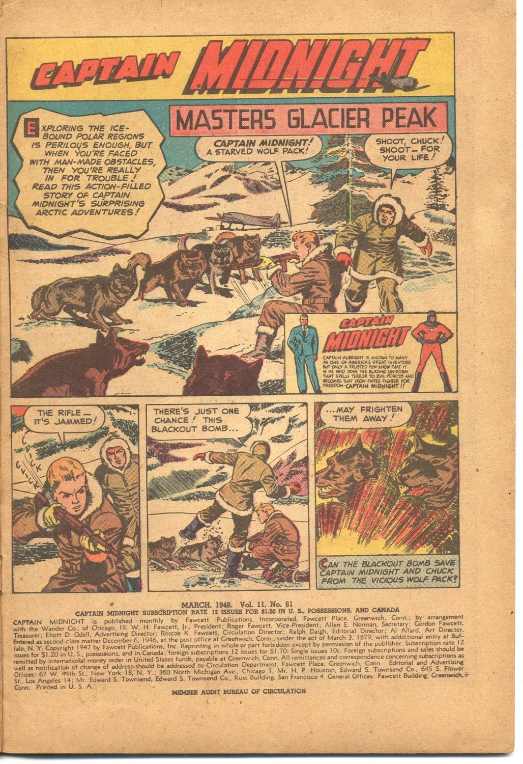 Captain Midnight (1942) issue 61 - Page 3