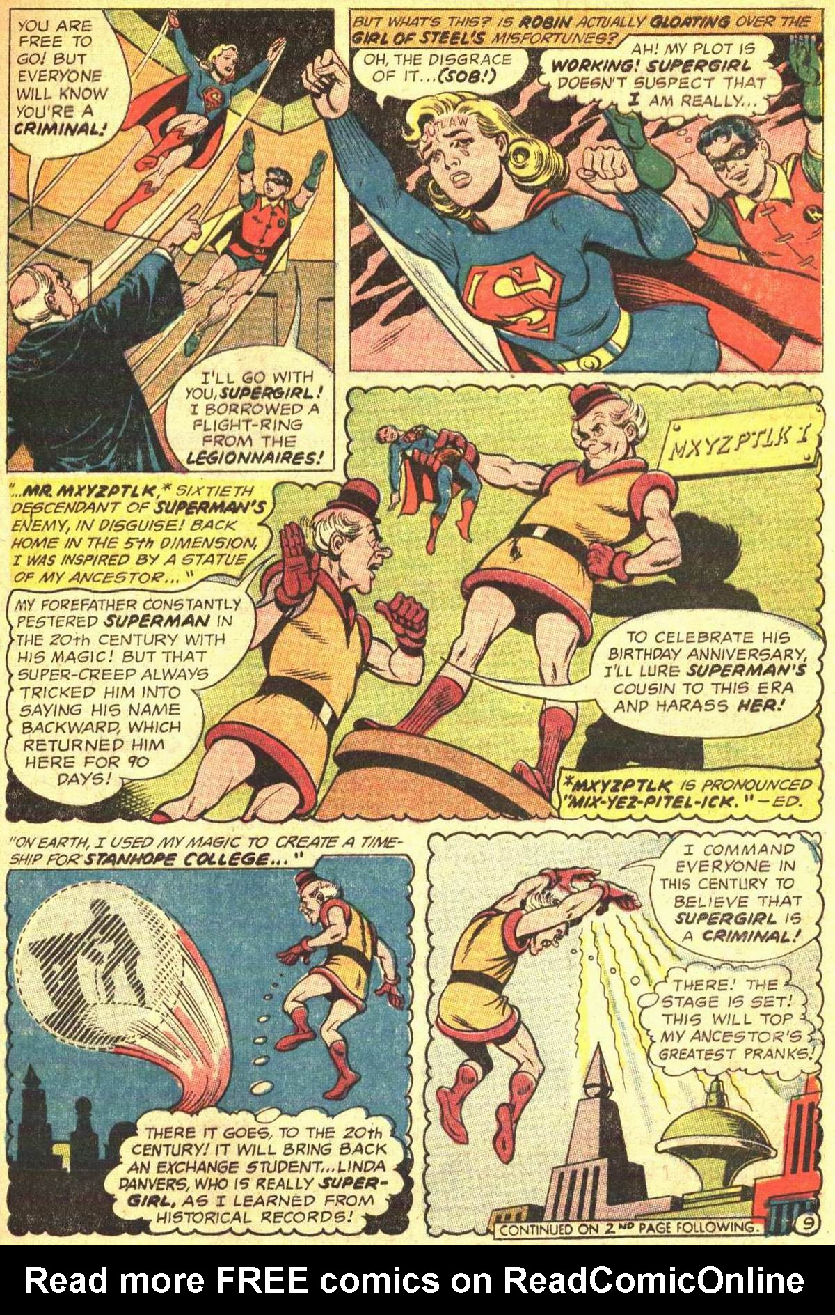 Read online Action Comics (1938) comic -  Issue #362 - 29