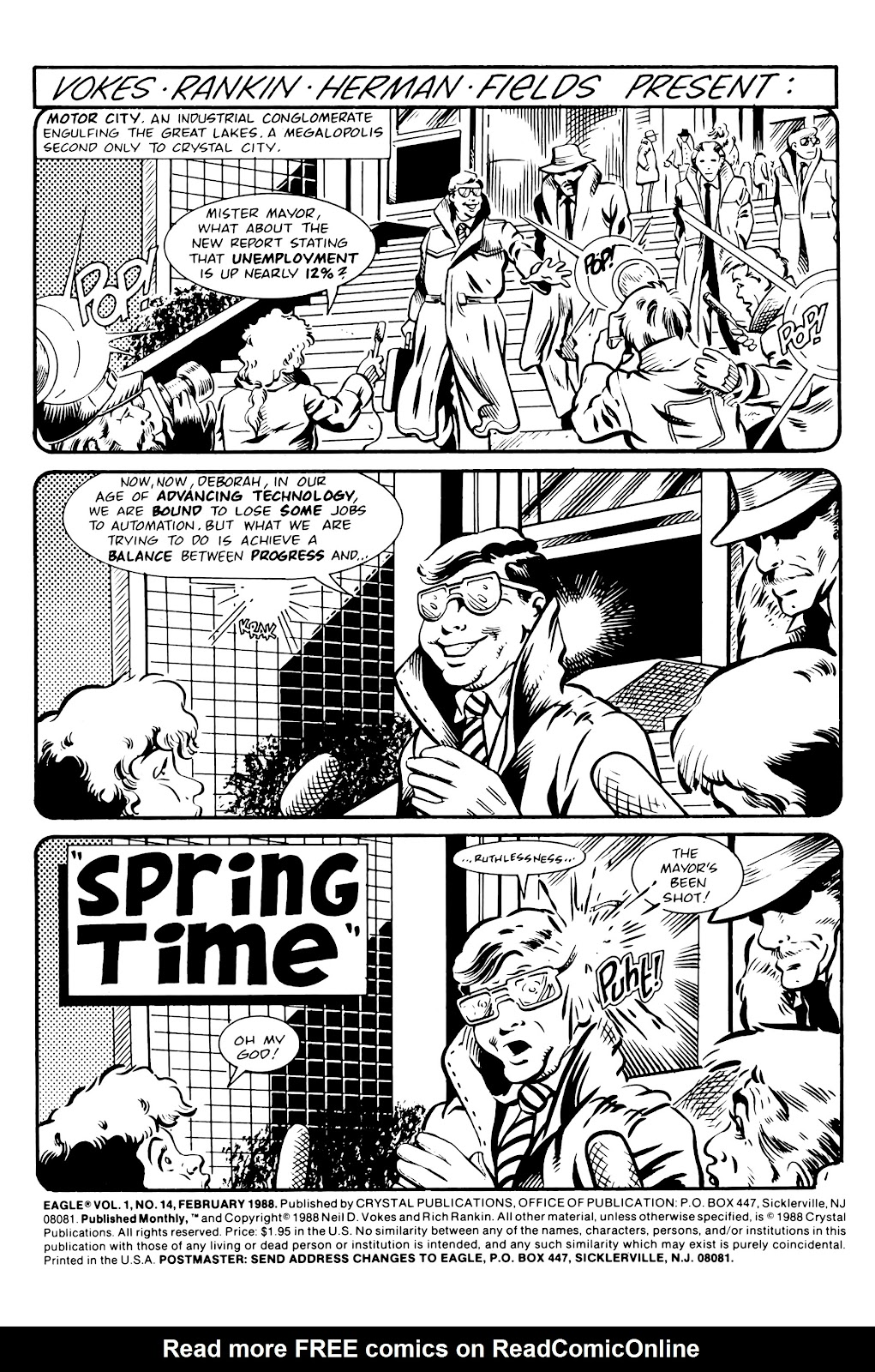 Eagle issue 14 - Page 3
