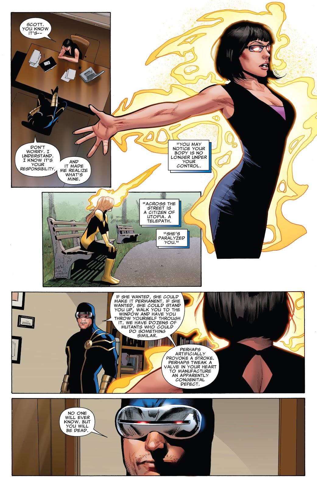 Uncanny X-Men (1963) issue 543 - Page 20