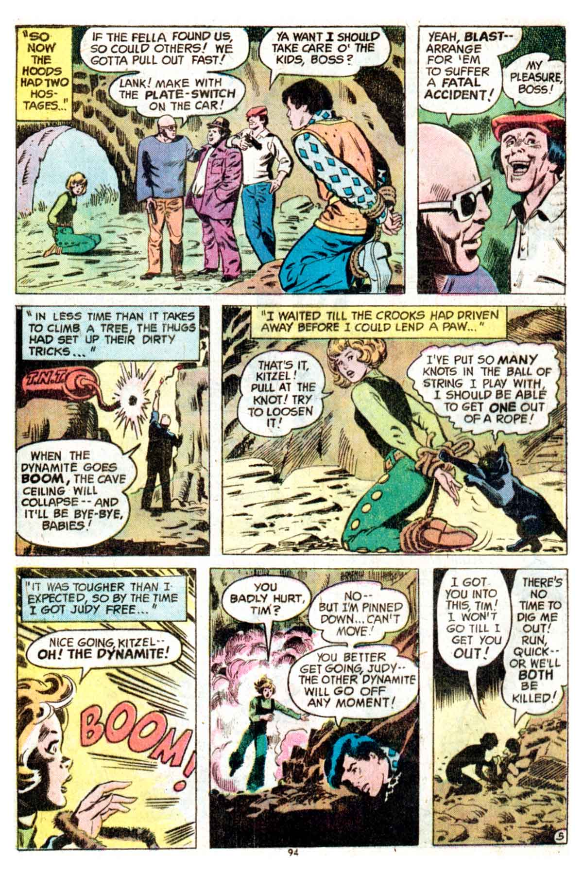 Read online Shazam! (1973) comic -  Issue #16 - 94