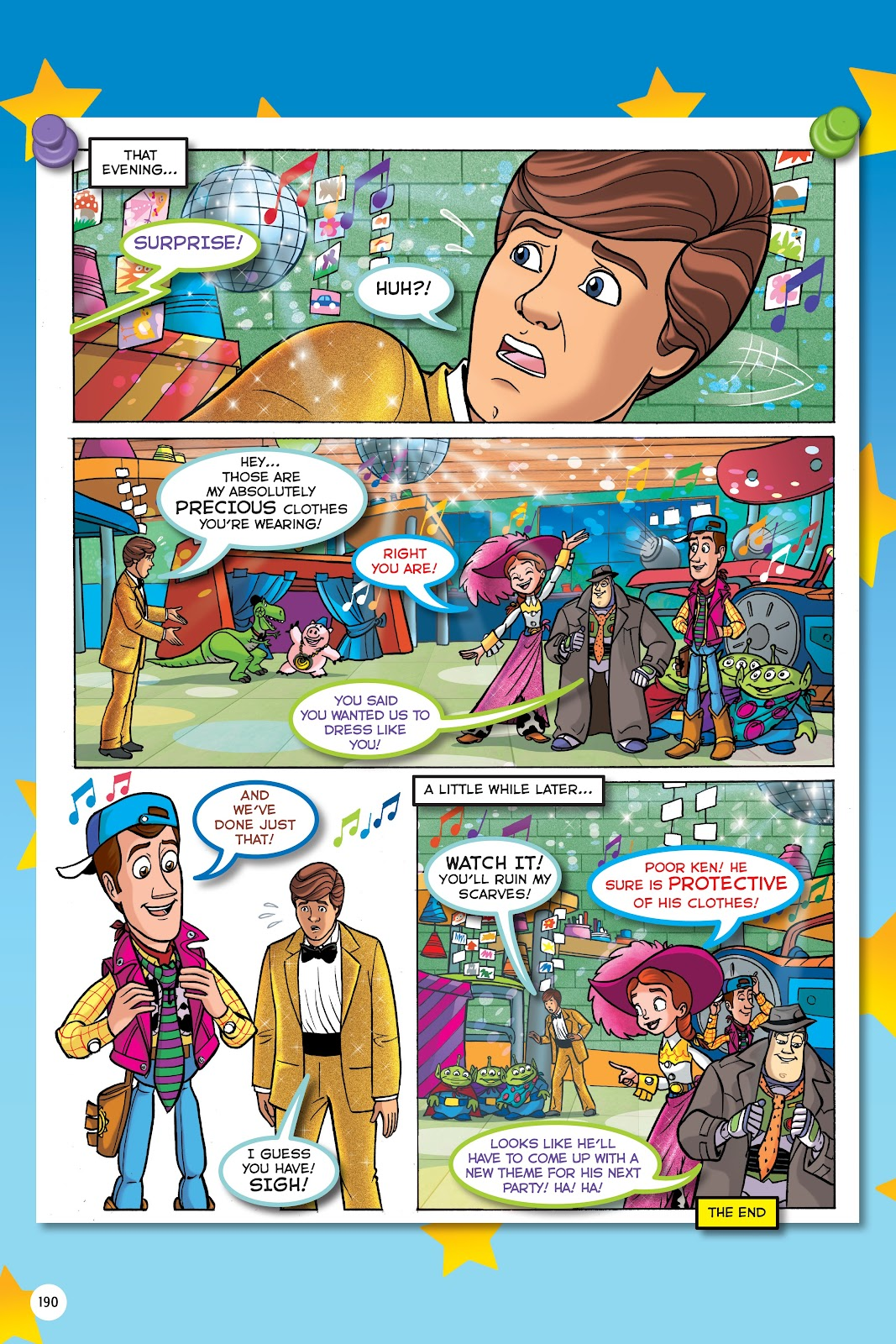 Read online DISNEY·PIXAR Toy Story Adventures comic -  Issue # TPB 1 (Part 2) - 90