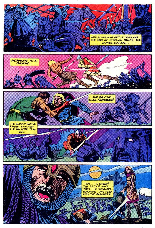 Read online Sgt. Rock comic -  Issue #358 - 22