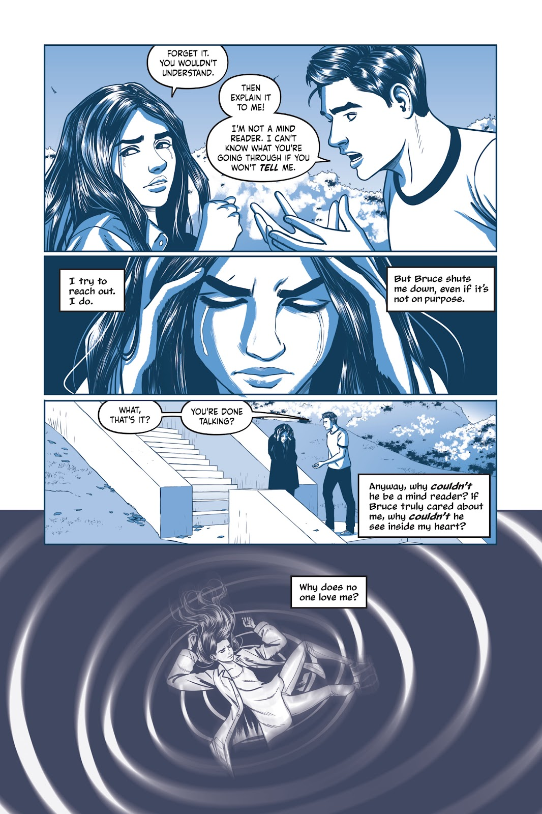 Read online Under the Moon: A Catwoman Tale comic -  Issue # TPB (Part 1) - 78