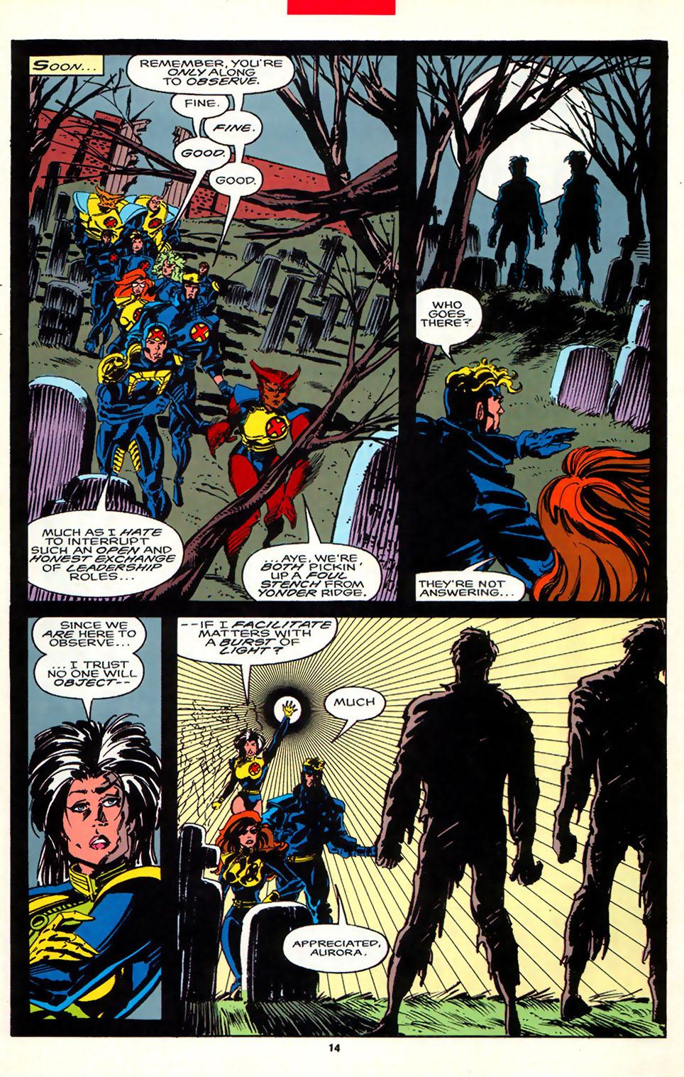 Read online Alpha Flight (1983) comic -  Issue #107 - 10